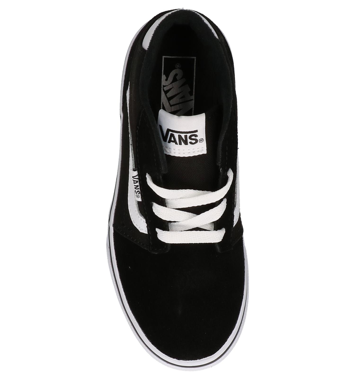 d6b86297244 Zwarte Vans Chapman Mid Skateschoenen | TORFS.BE | Gratis verzend en retour
