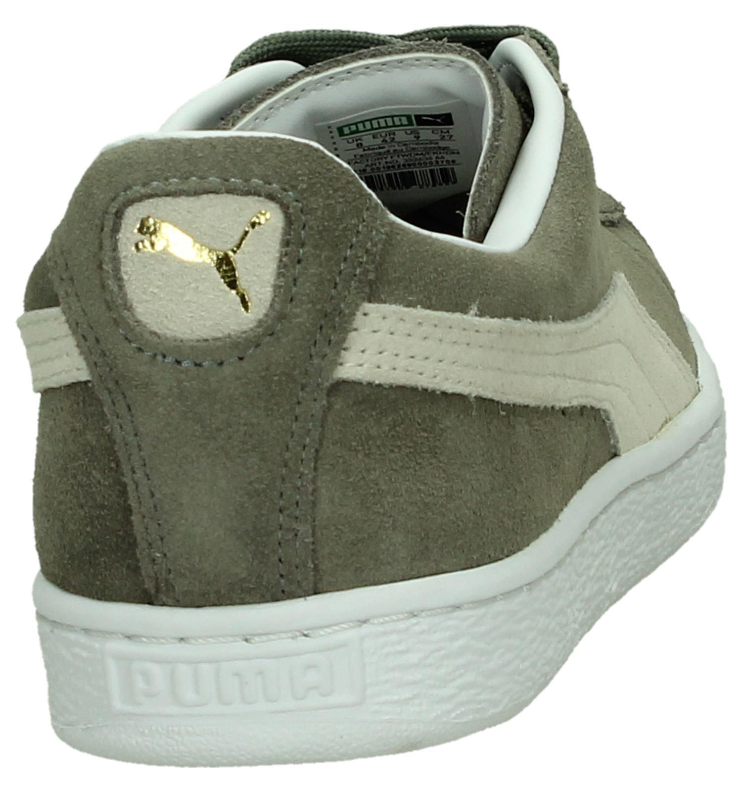 75d0f4f597a Grijze Sneakers Puma Suede Classic | TORFS.BE | Gratis verzend en retour