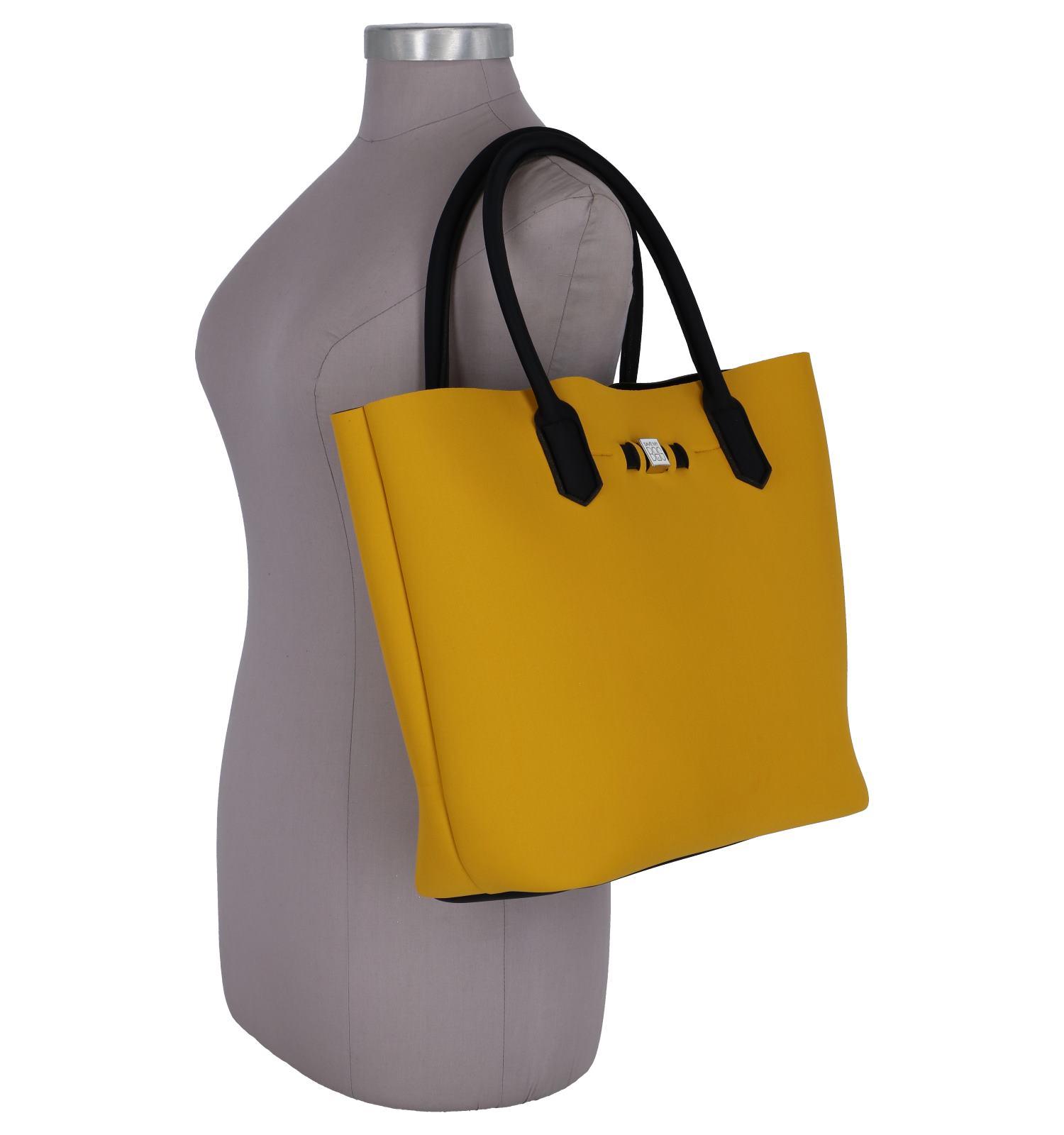 Retour Popstar Shopper Bag My Gele Gratis En Save Verzend be Torfs 1SqdIv