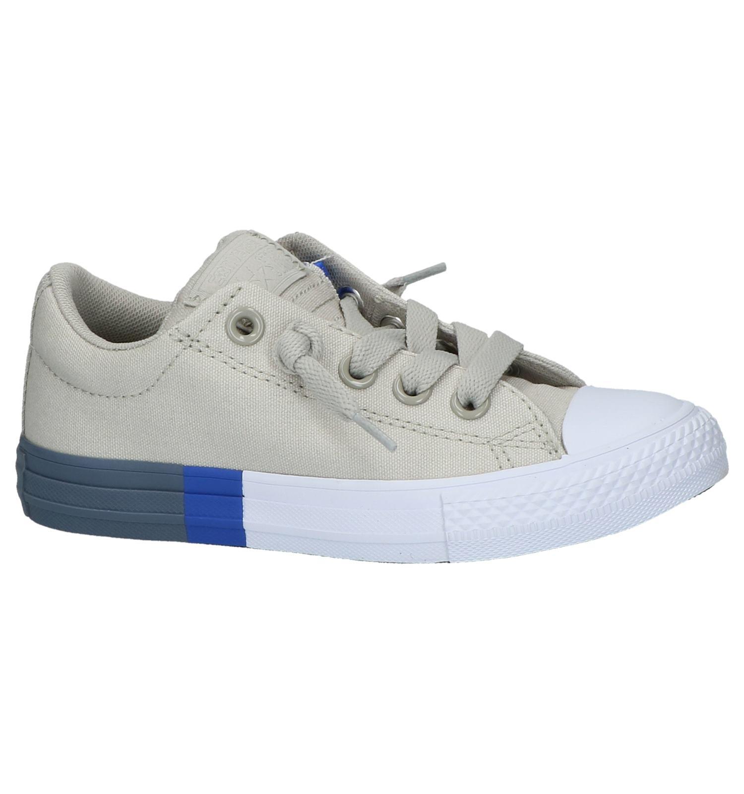 d9e33407fef Grijze Sneakers Converse Chuck Taylor All Star Street Slip | TORFS.BE |  Gratis verzend en retour