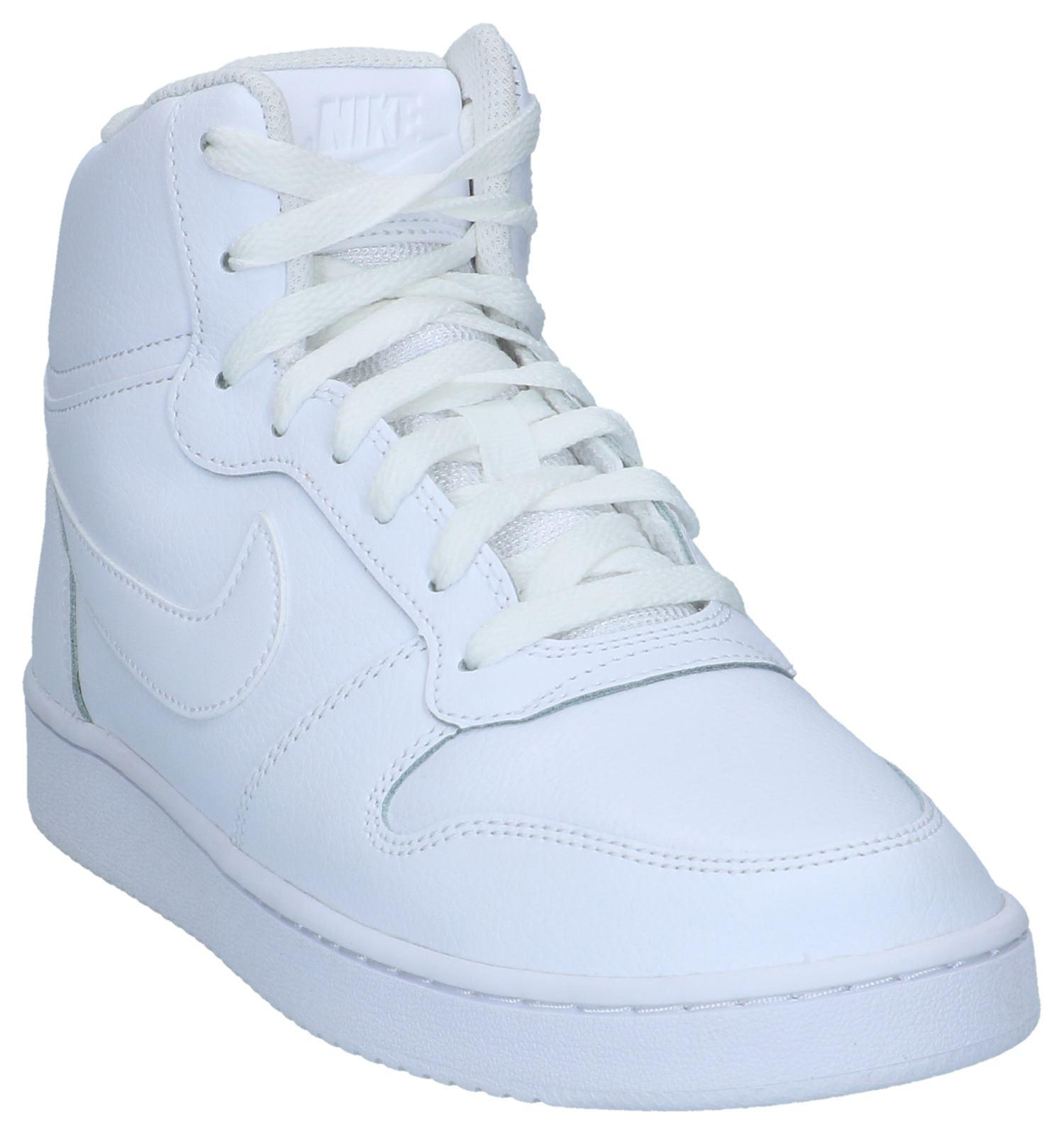 Onwijs Witte Nike Ebernon Sneakers Hoog | TORFS.BE | Gratis verzend en retour IO-93