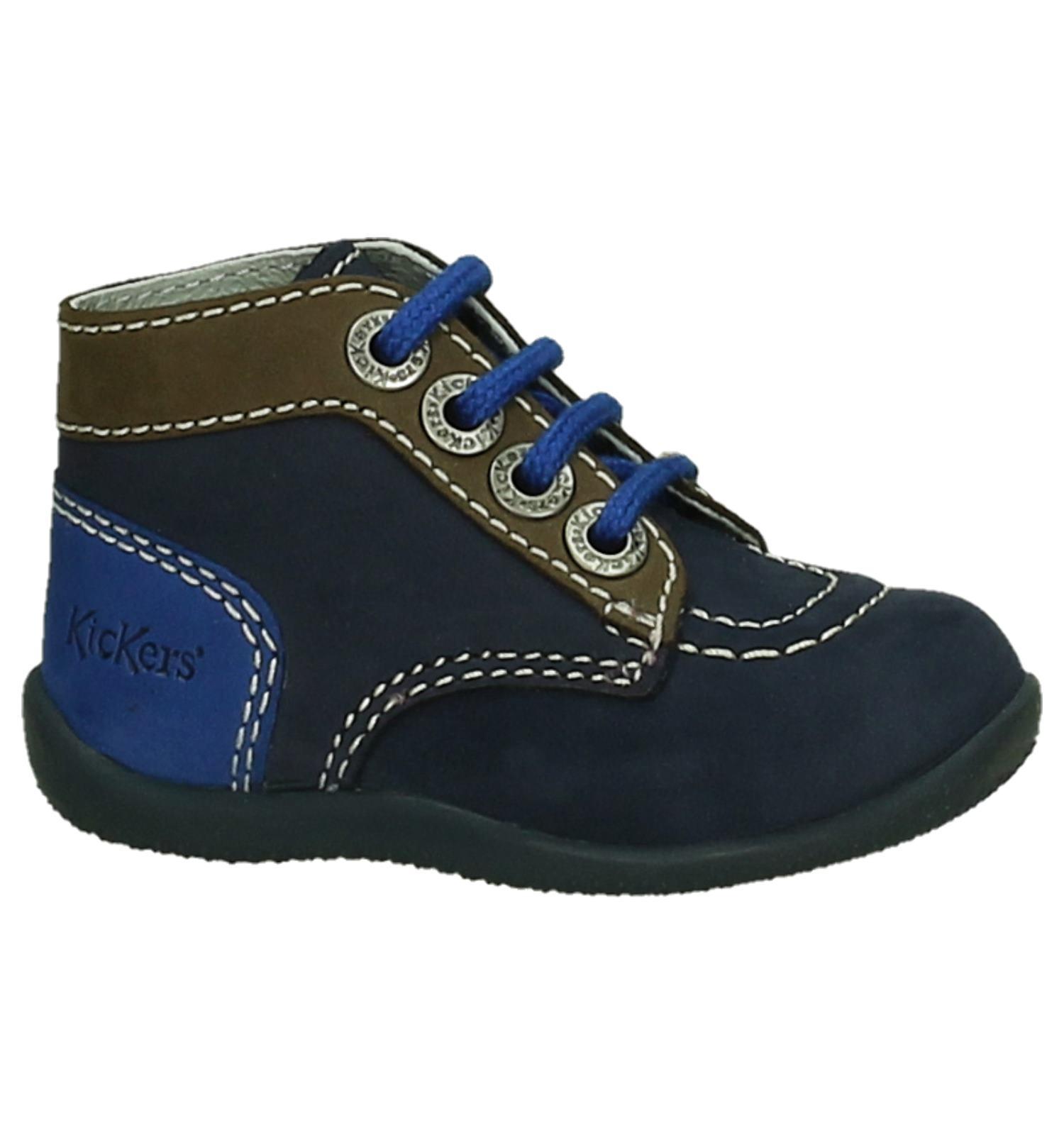 be bleu Livraison Kickers Chaussures Torfs Retour Bébé Et Pour aOOXqtw