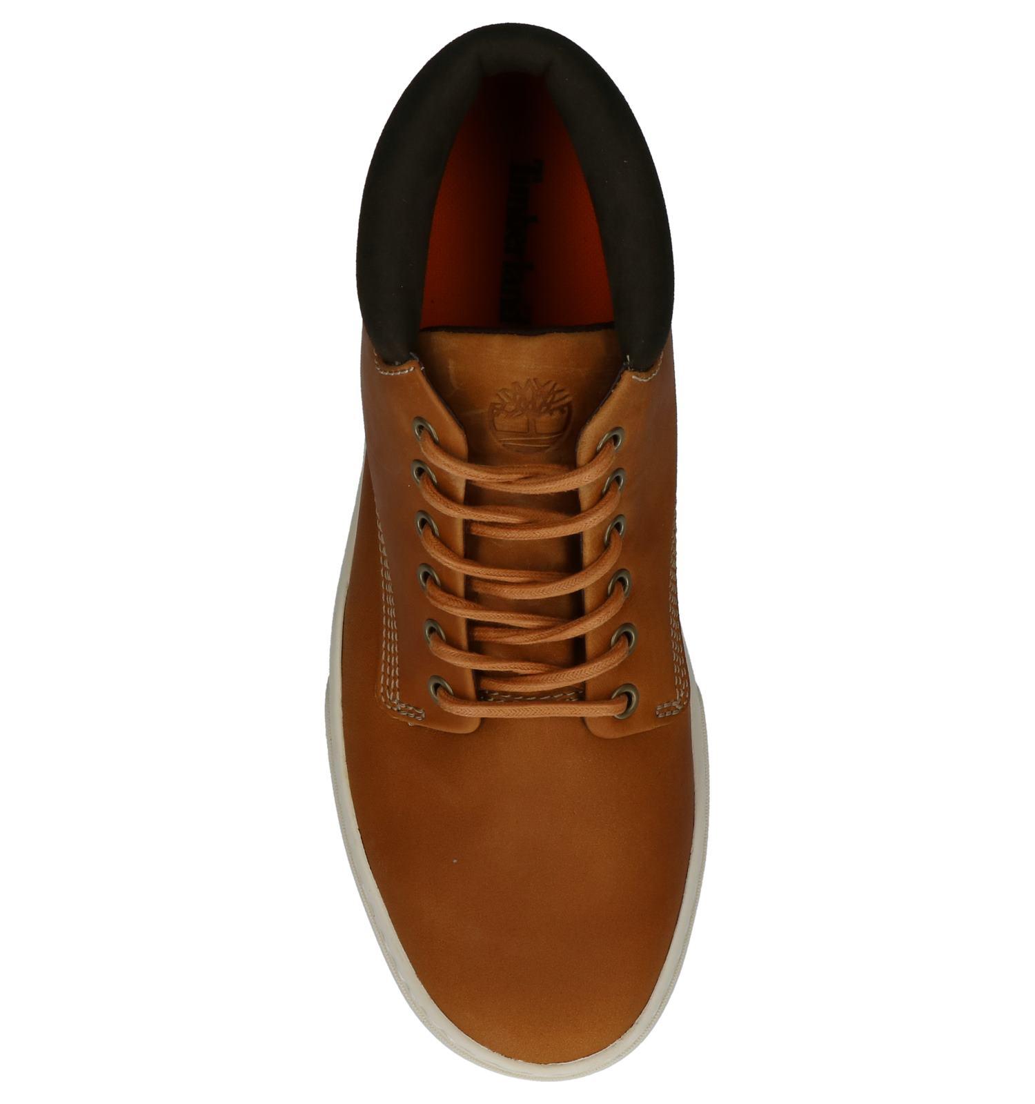 Timberland Adventure 2.0 Cupsole Chaussures hautes en Cognac