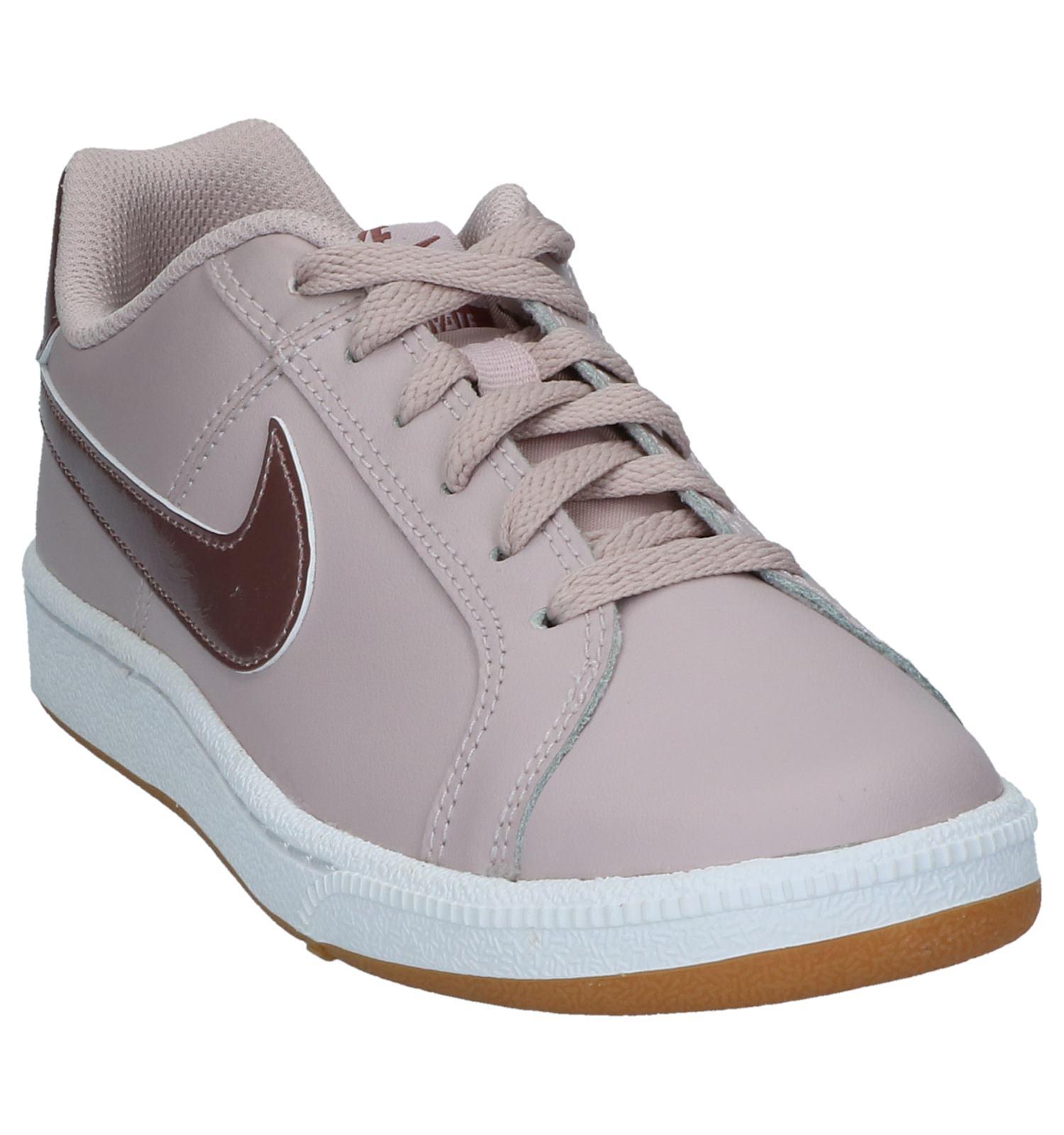 Roze Nike Court Royale Sneakers | TORFS.BE | Gratis verzend ...
