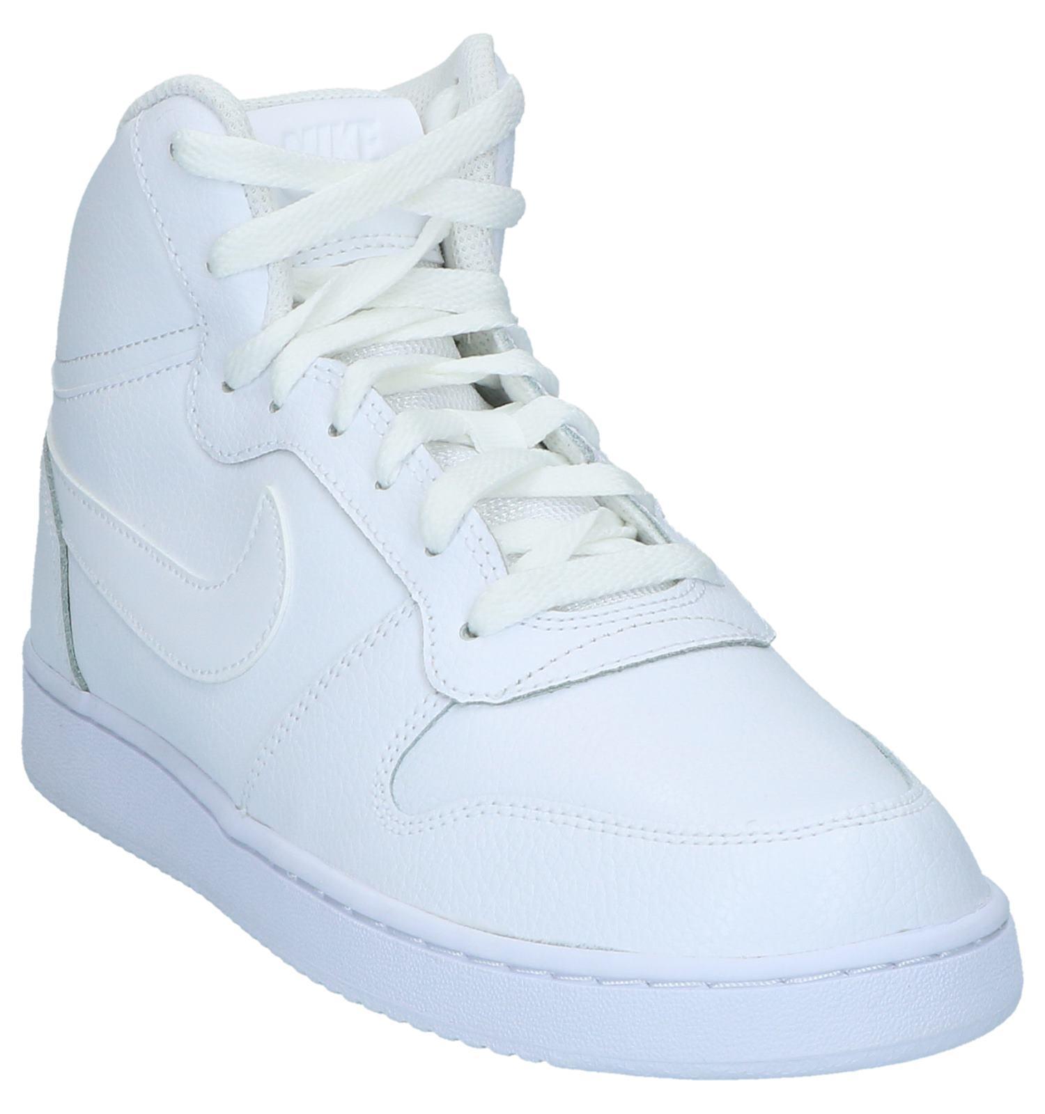 Sneakers Witte Nike Hoge be Verzend En Retour Gratis Torfs Ebernon qaxw4xp