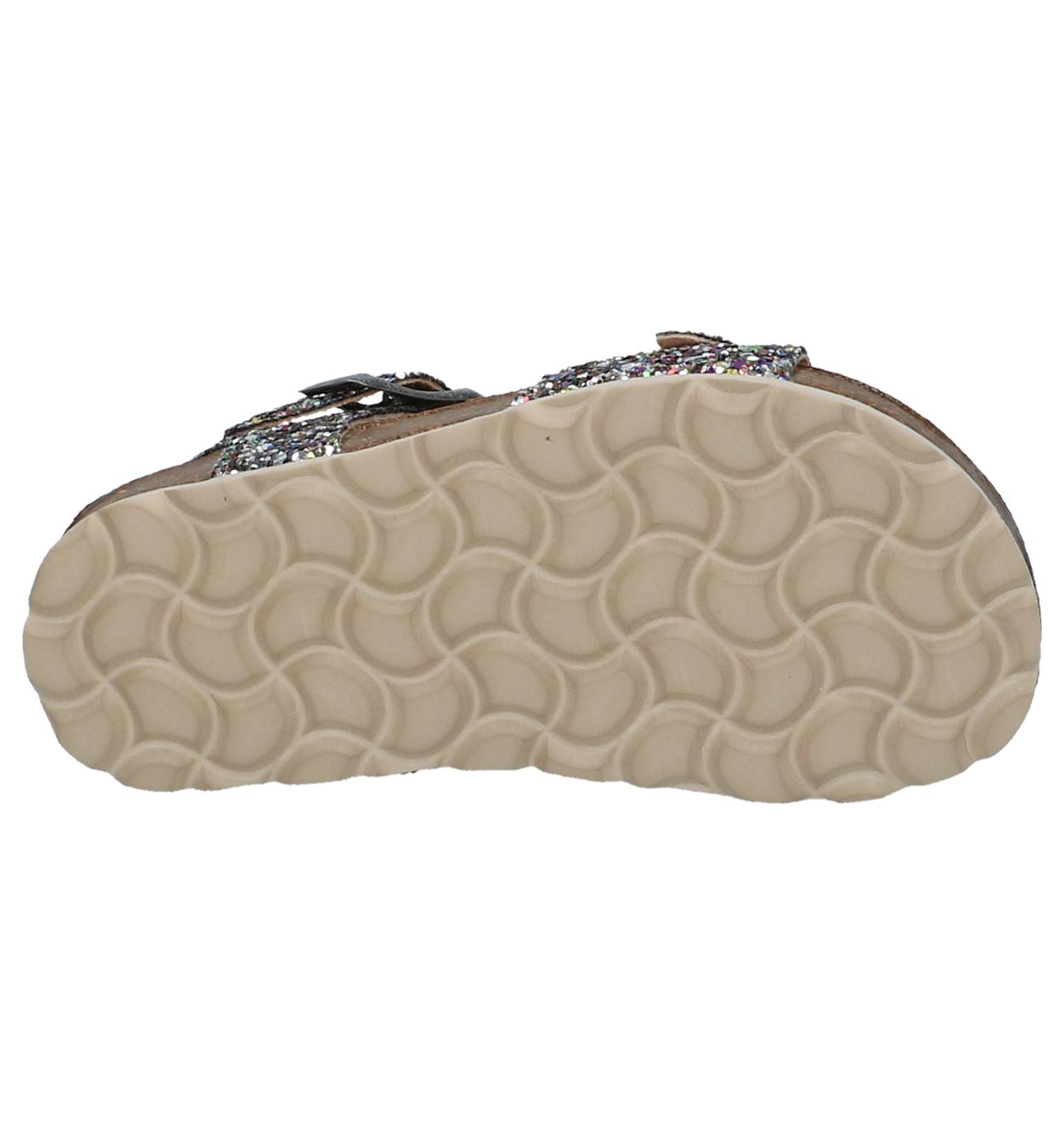 delicate kleuren meest populair hete nieuwe producten Multicolor Glitter Sandalen Plakton   TORFS.BE   Gratis ...