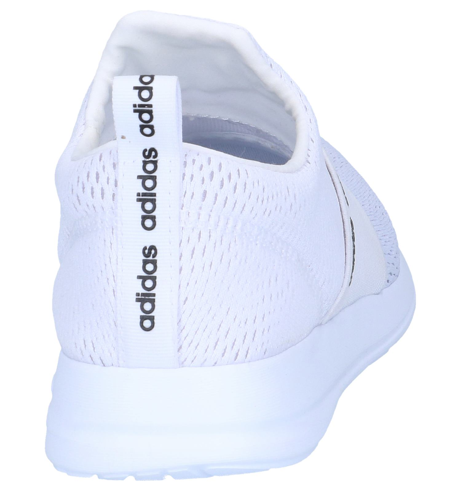 Witte Slip on Sneakers adidas Refine Adapt | TORFS.BE