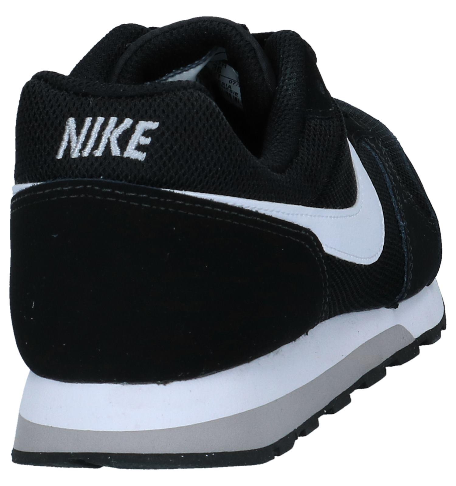 845404b918b Zwarte Lage Sneakers Nike MD Runner | TORFS.BE | Gratis verzend en retour
