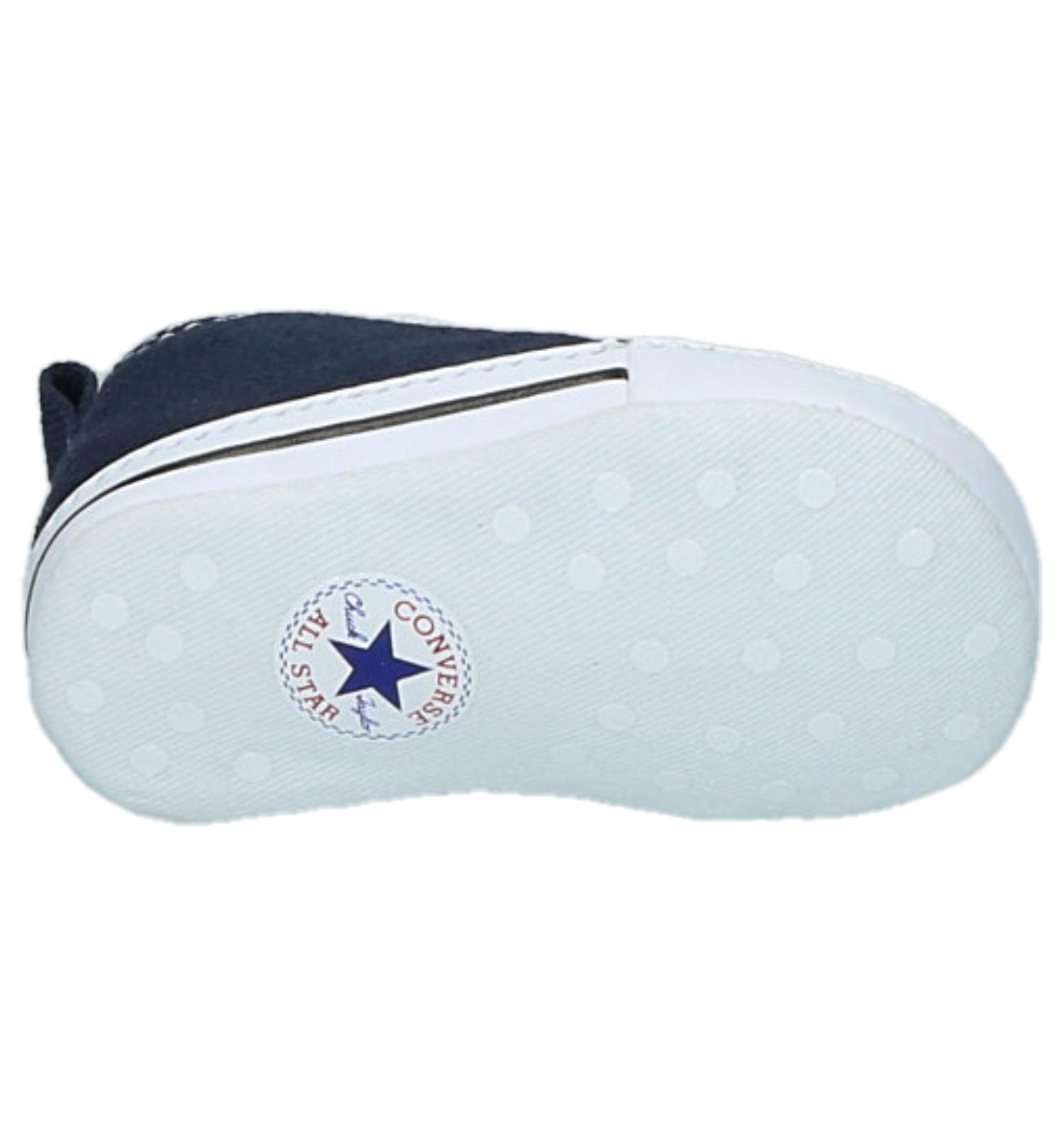 536a605ae540d Converse Baskets pour bébé (Bleu)
