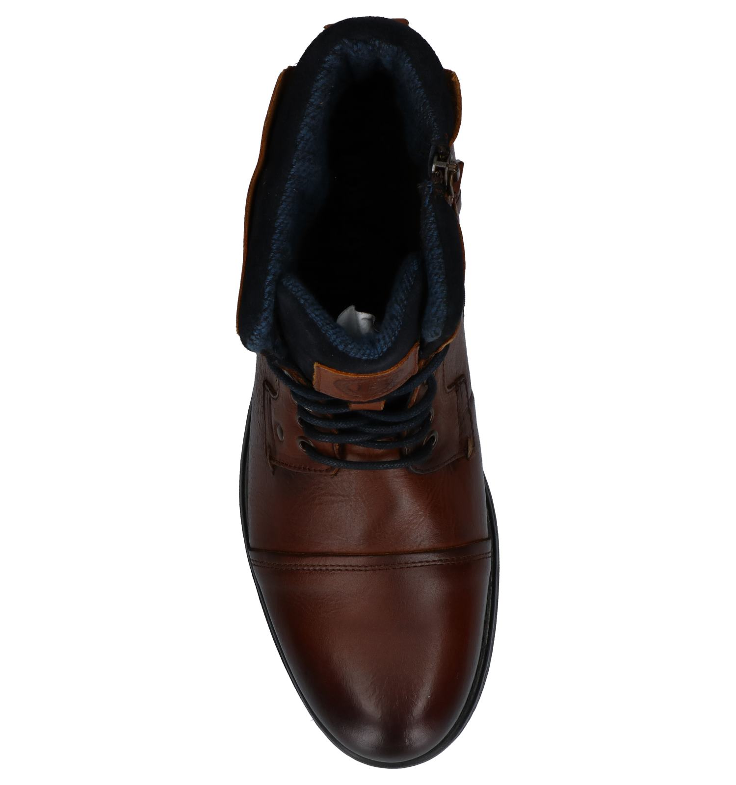 Geklede Ritsveter Boots Cognac Met be Sport Torfs Borgo Agoz ftgdwzqxdR