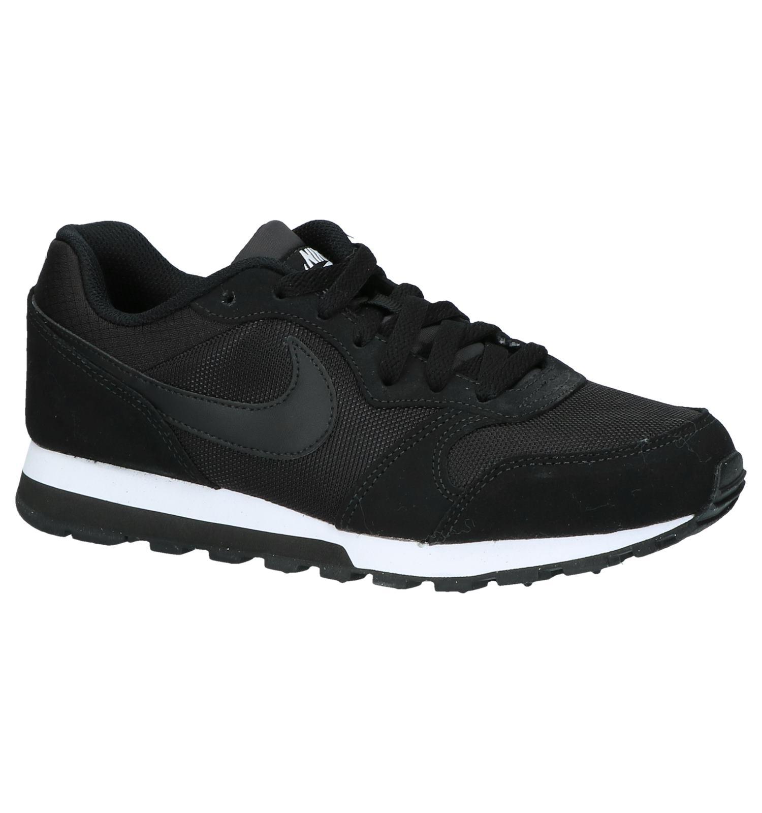 695ea99f82a Nike MD Runner 2 Lage Sneakers Zwart | TORFS.BE | Gratis verzend en retour