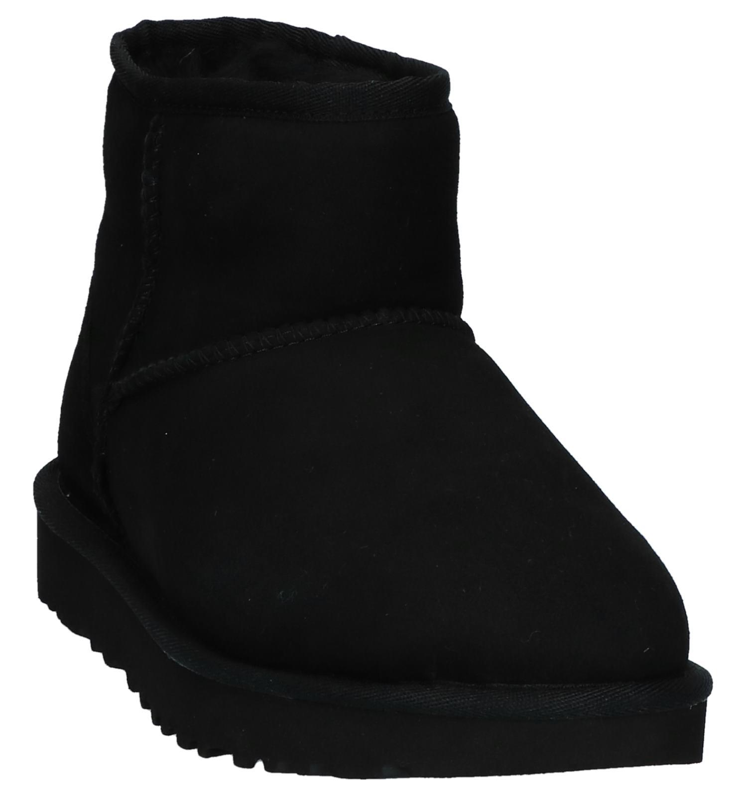 Zwarte Boots UGG Classic Mini II | TORFS.BE | Gratis verzend