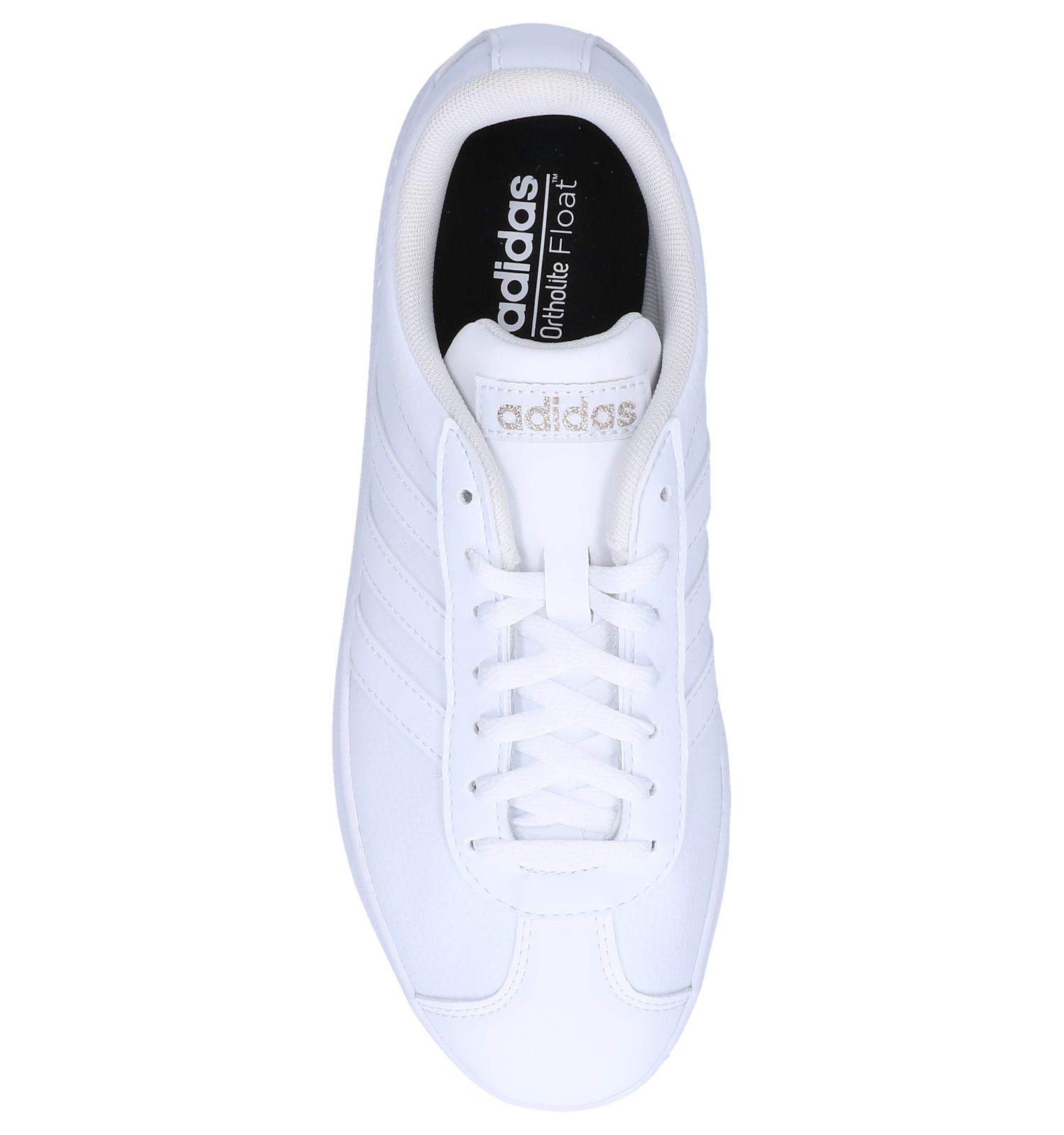 adidas VL Court 2.0 Witte Sneakers | TORFS.BE | Gratis ...