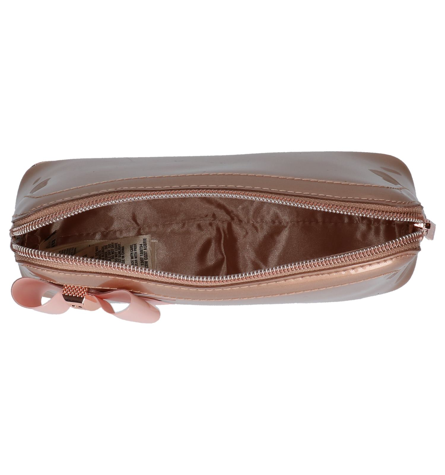132596a5a877 Rose Gold Make-Up Tasje Ted Baker Aubrie