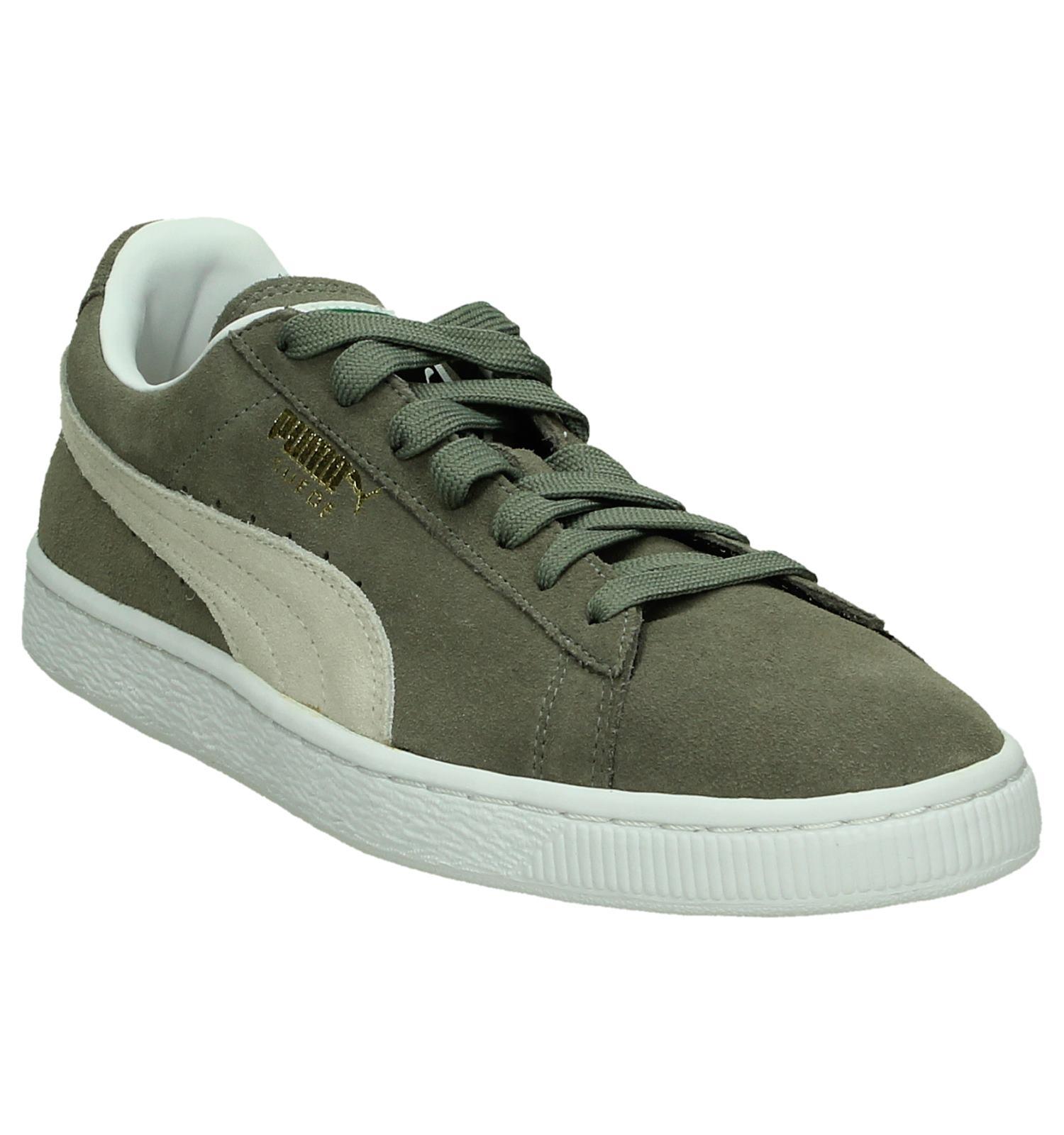 0e2c9c3e4bb Grijze Sneakers Puma Suede Classic | TORFS.BE | Gratis verzend en retour