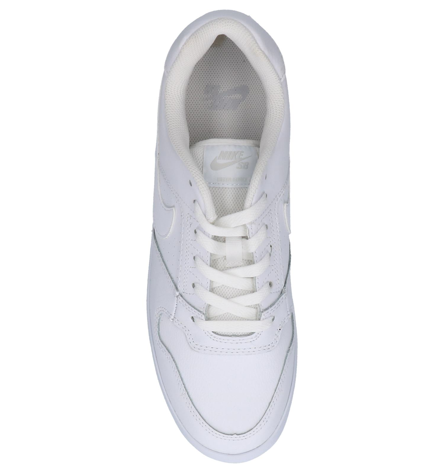 online store 06725 84522 Nike SB Delta Force Vulc Witte Sneakers | TORFS.BE | Gratis verzend en  retour