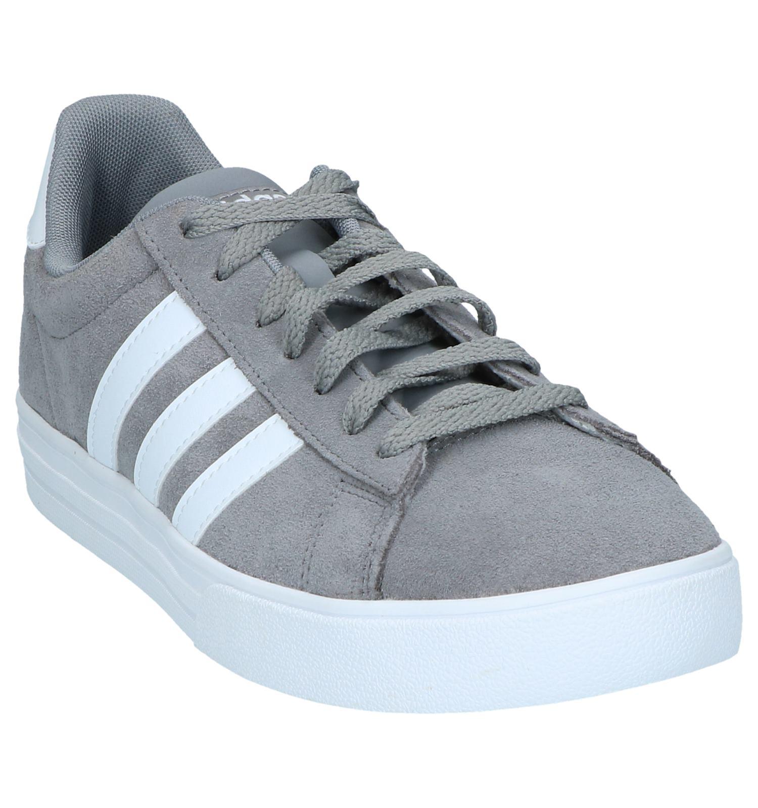 adidas Daily 2.0 Grijze Sneaker   Avantisport.nl