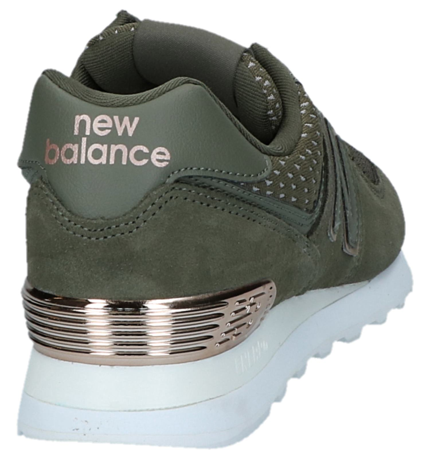 new balance wl574 kaki