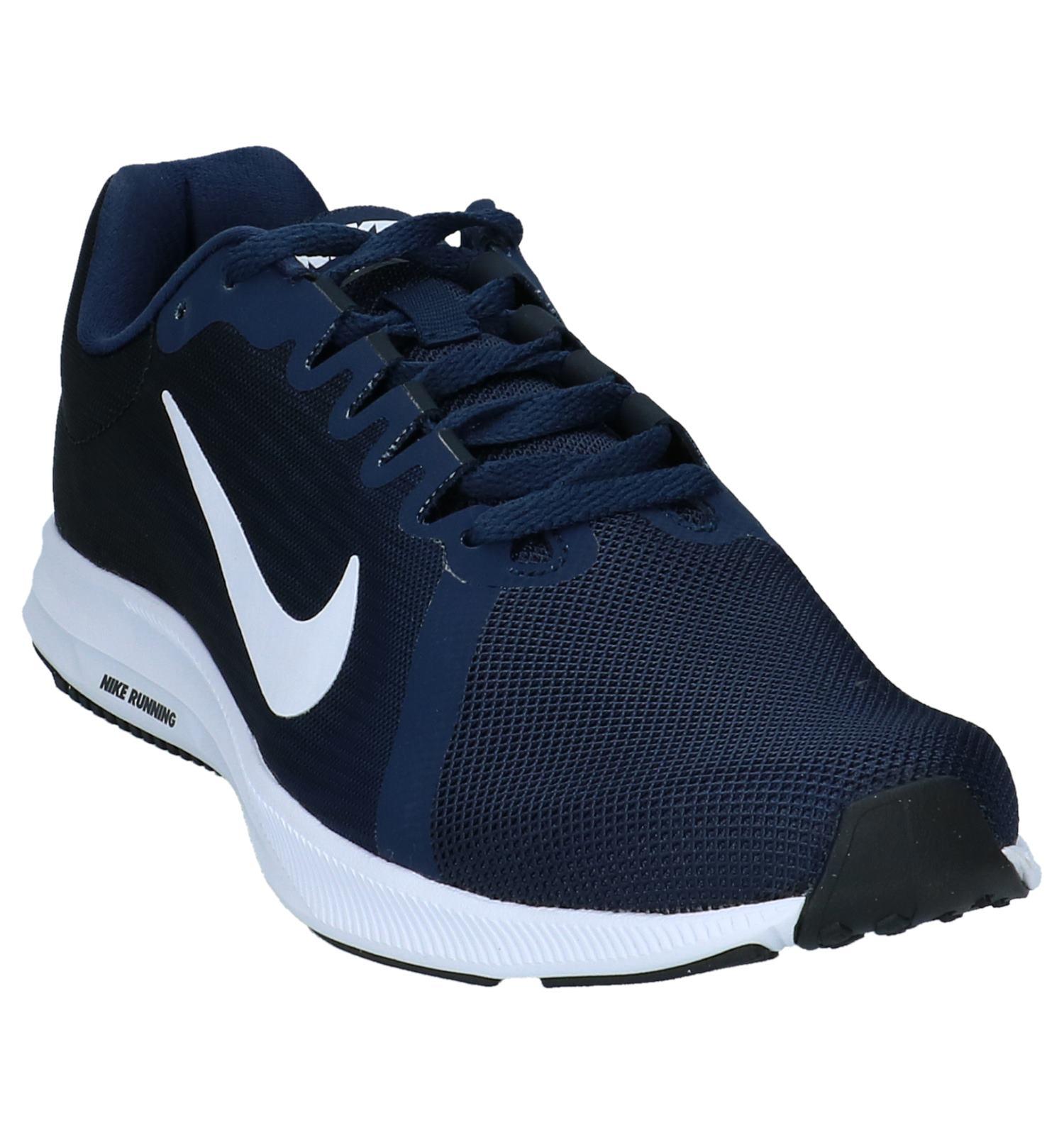 3cfeb0f61ee182 Donkerblauwe Lage Sportieve Sneakers Nike Downshifter 8 | TORFS.BE | Gratis  verzend en retour