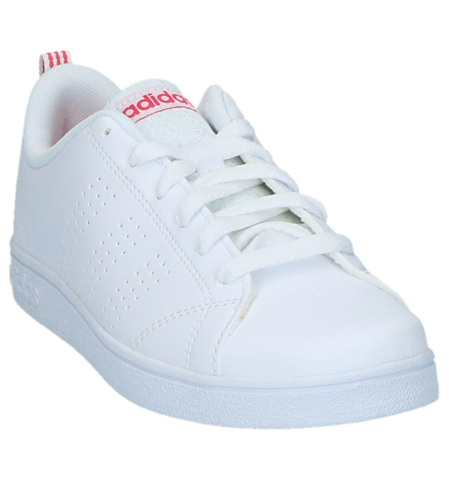 68e341cadf3 Witte Sneakers adidas VS Advantage Clean | TORFS.BE | Gratis verzend en  retour