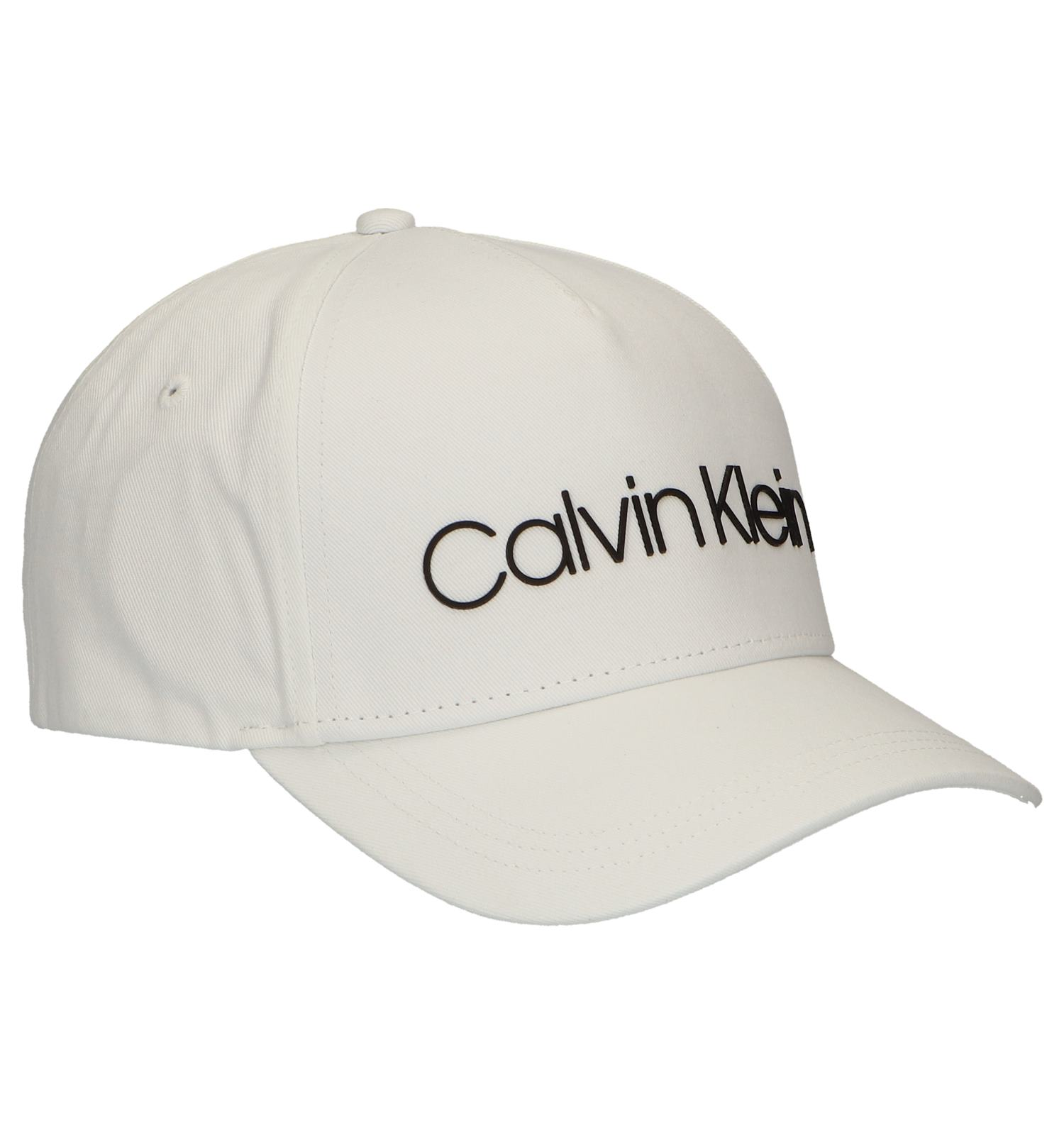ab52d572 Witte Pet Calvin Klein Sliver Contrast Trucker Cap   TORFS.BE   Gratis  verzend en retour
