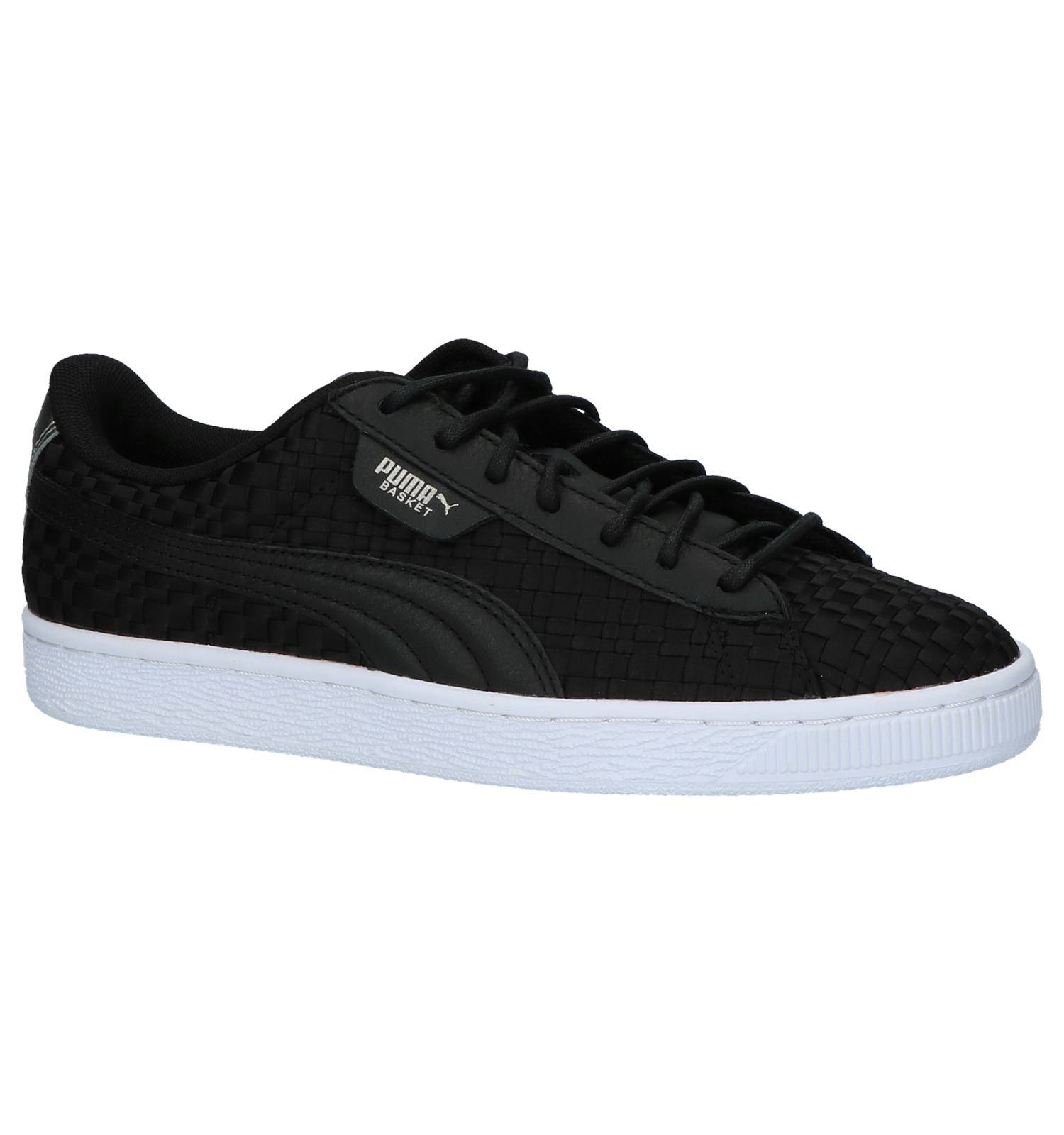 b324ebe3fd1 Zwarte Puma Sneakers Gevlochten   TORFS.BE   Gratis verzend en retour