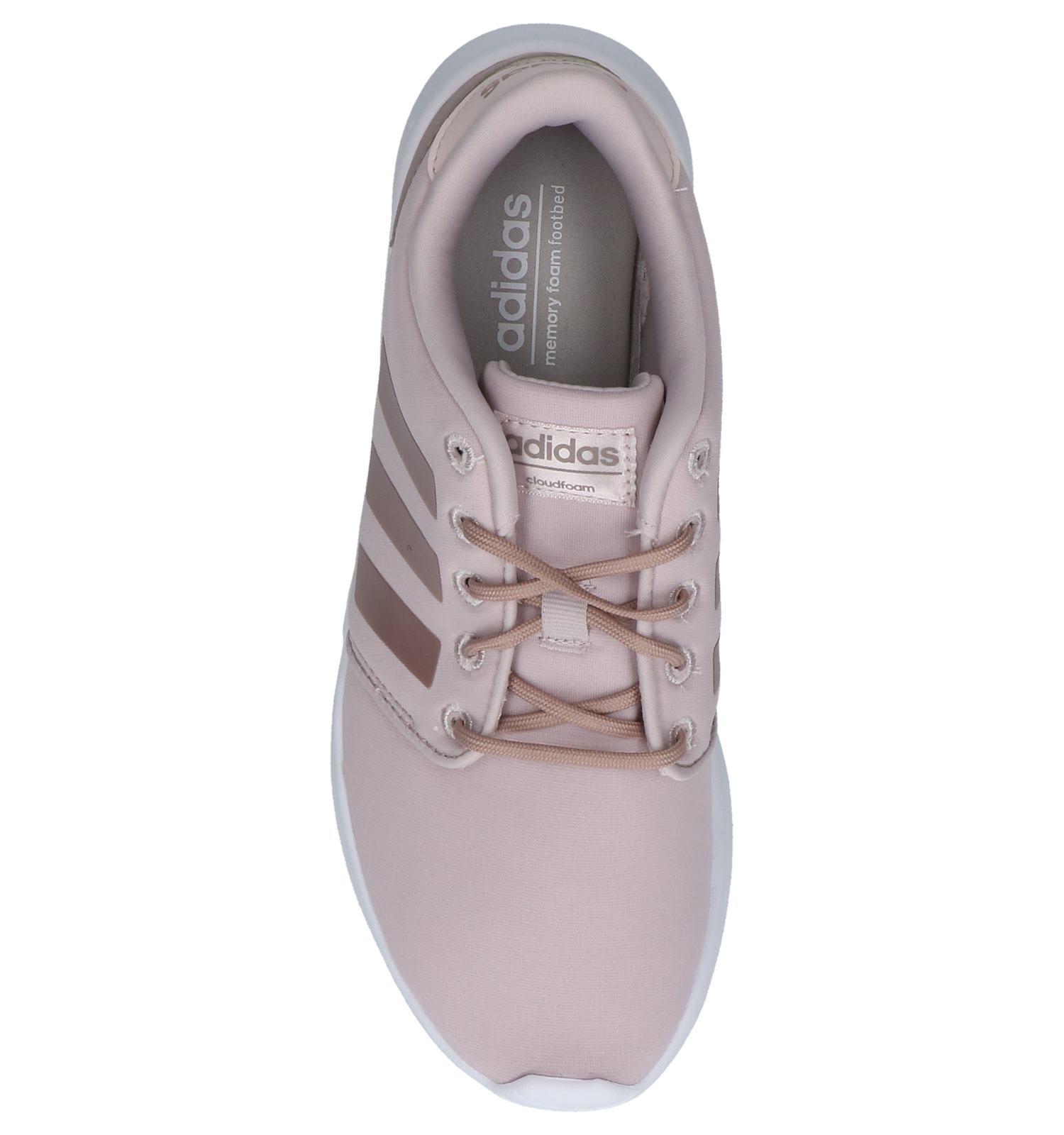 on sale 6e24f 99534 adidas Cloudfoam QT Racer Roze Sneakers  TORFS.BE  Gratis verzend en  retour
