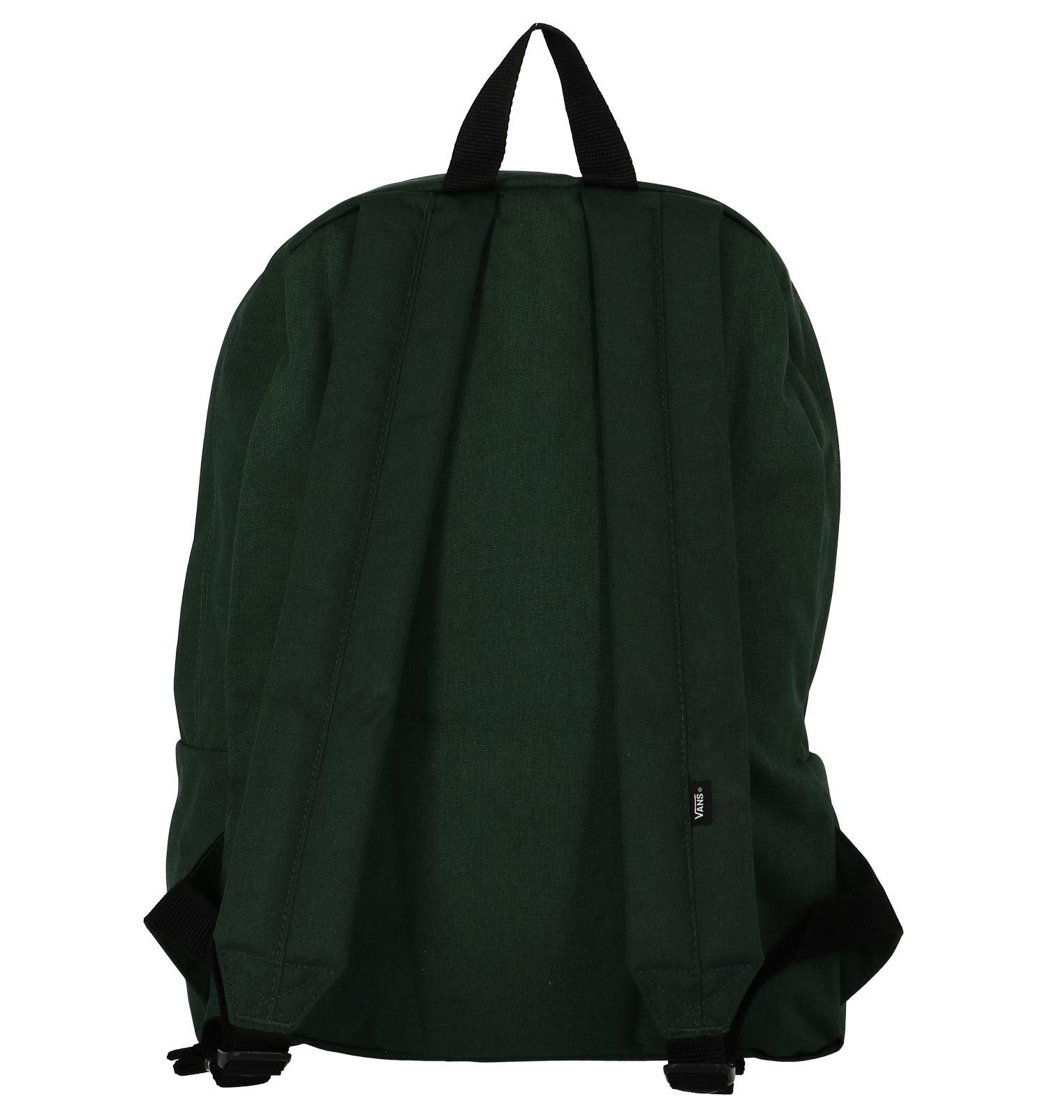 vans rugzak groen