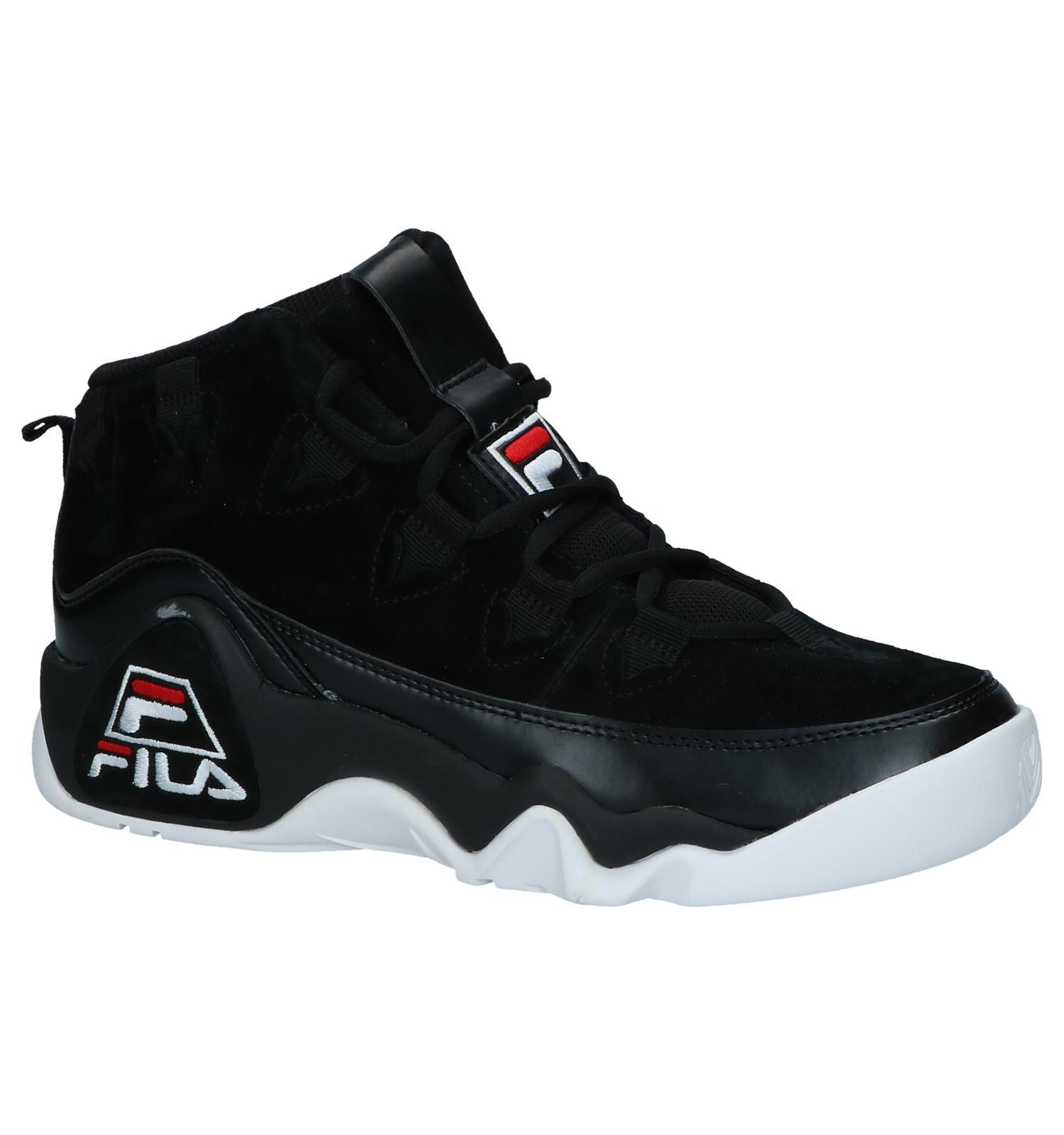 0818b0026a0 Fila Zwarte Hoge Sneakers   TORFS.BE   Gratis verzend en retour