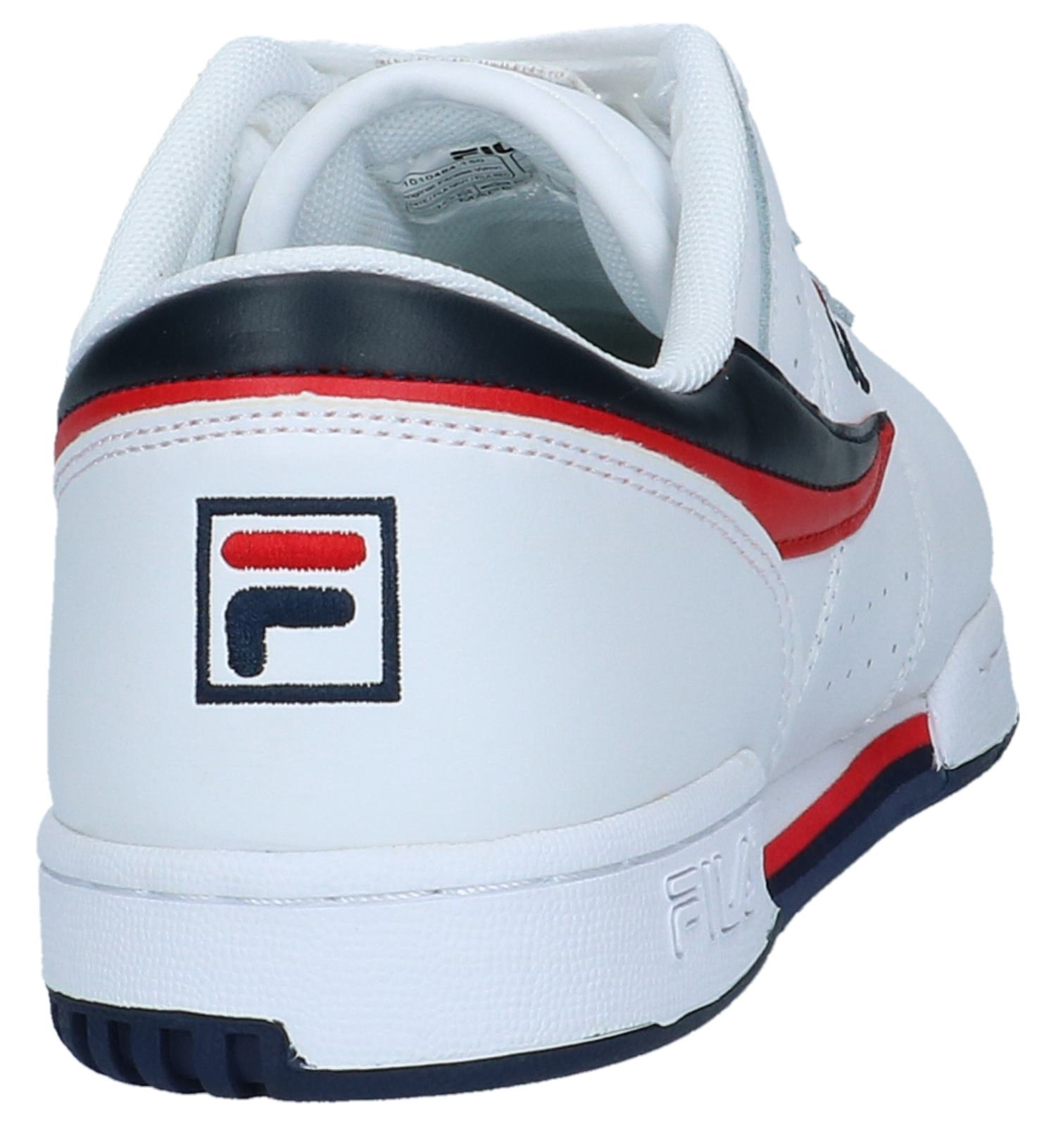 be Basses BlancTorfs Fila Baskets Original Fitness En dBQCthxsro