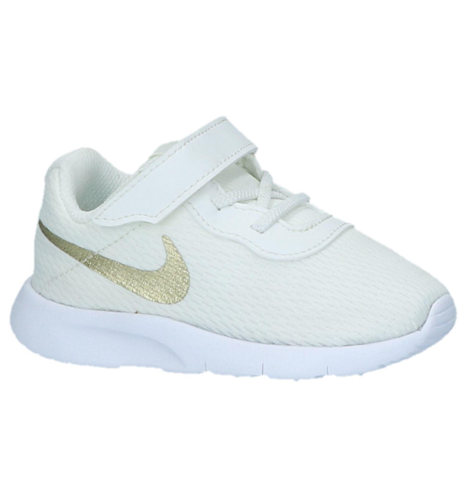 01c68bbbfb4 Nike Tanjun TDV Witte Sneakertjes | TORFS.BE | Gratis verzend en retour