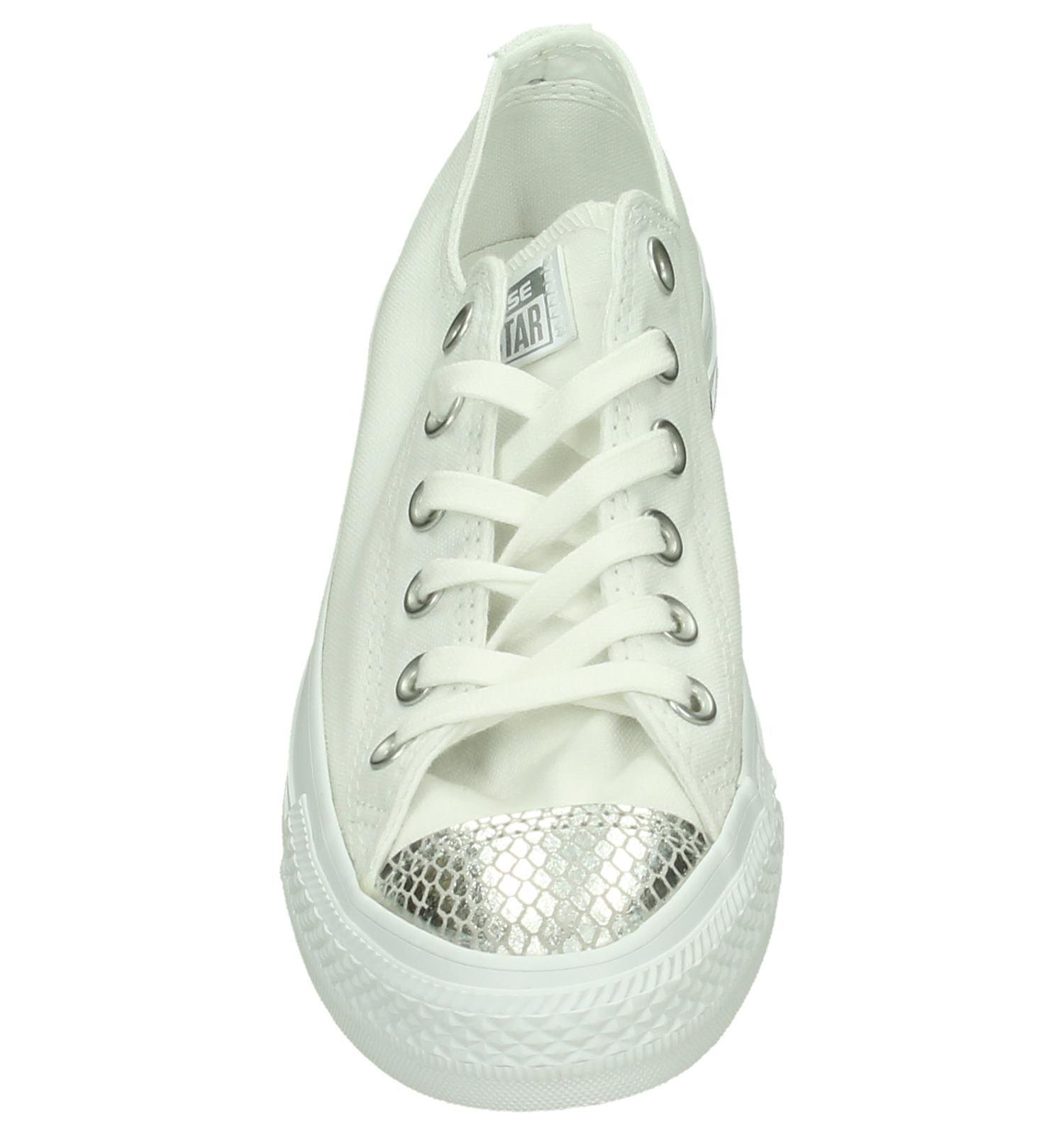 c9fc5774cea Witte Sneakers Converse Chuck Taylor All Star Ox | TORFS.BE | Gratis  verzend en retour