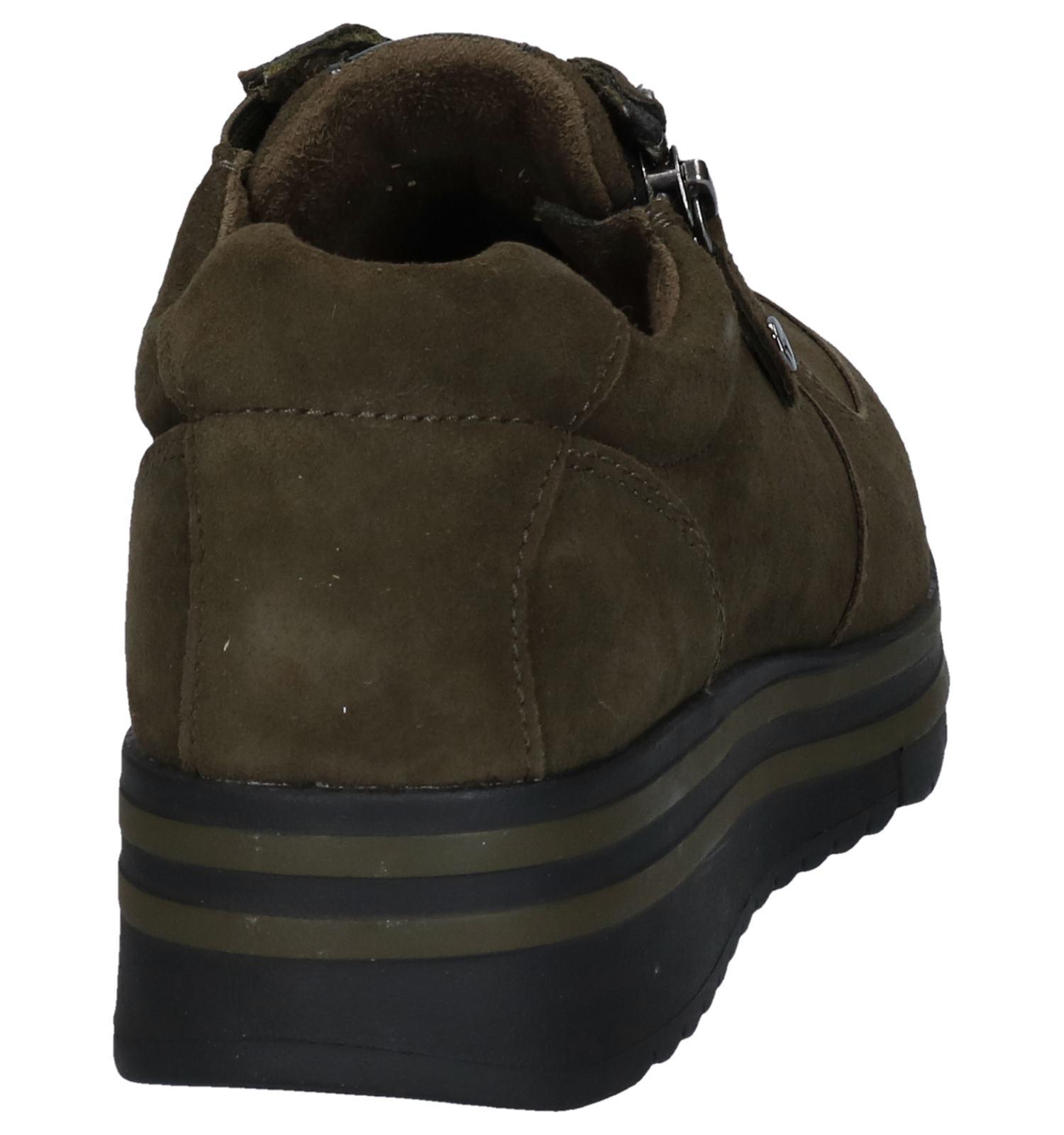 Tamaris Et Chaussures Lacets KakiTorfs À be En Vert Livraison k0OP8nwX