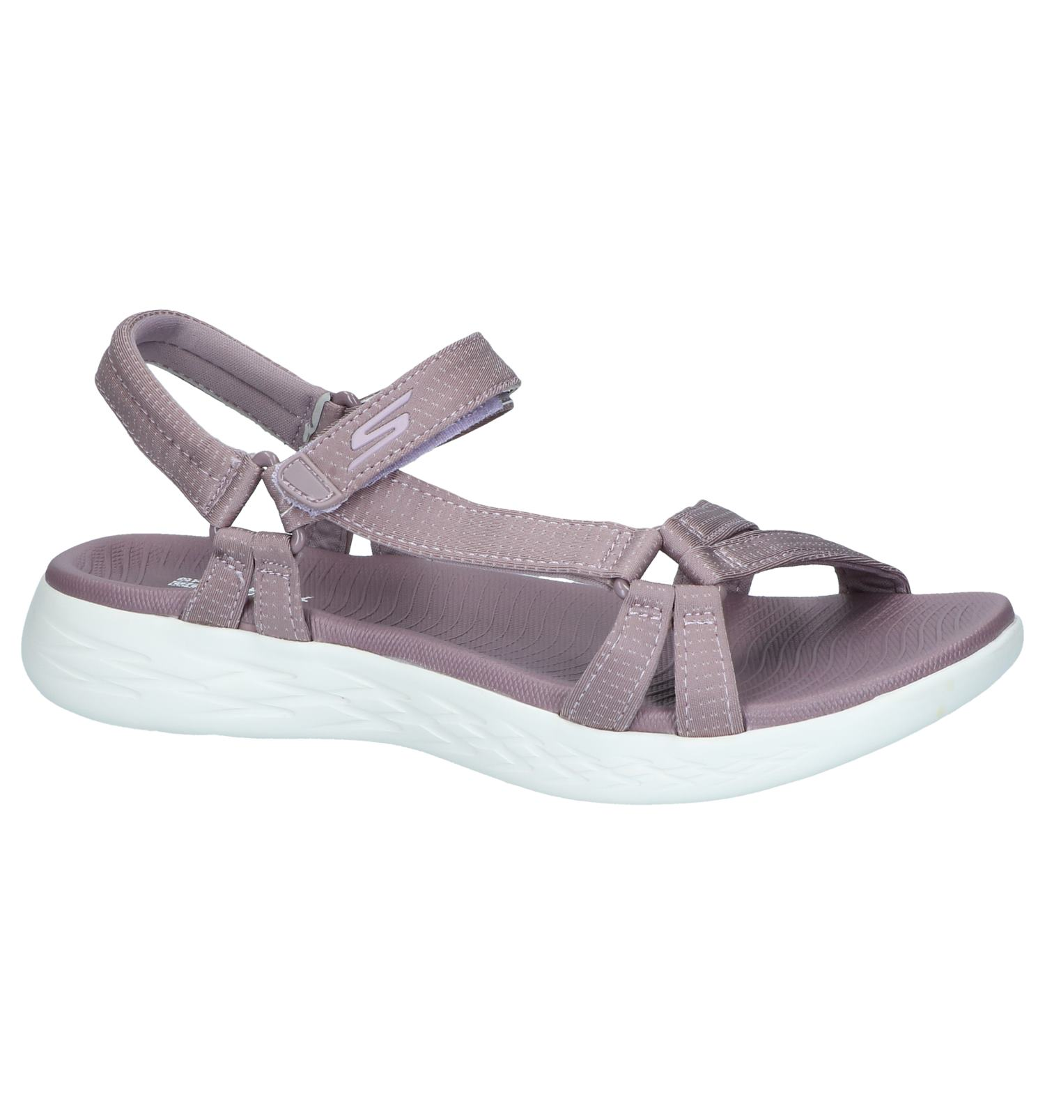 Paarse Verzend Sandalen Gratis The GoTorfs be En Retour Skechers On OX08Pnwk
