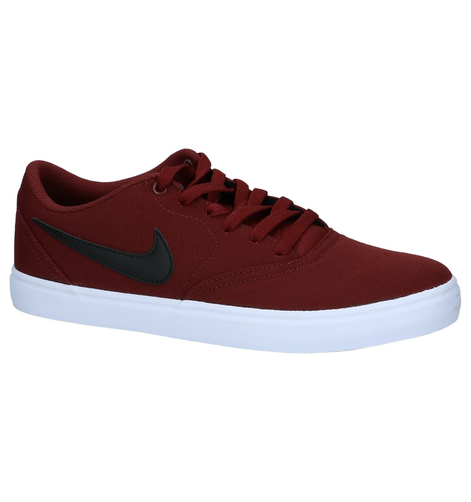 premium selection 1a1df 1a120 Nike SB Check Solar Bordeaux Sneakers  TORFS.BE  Gratis verzend en retour