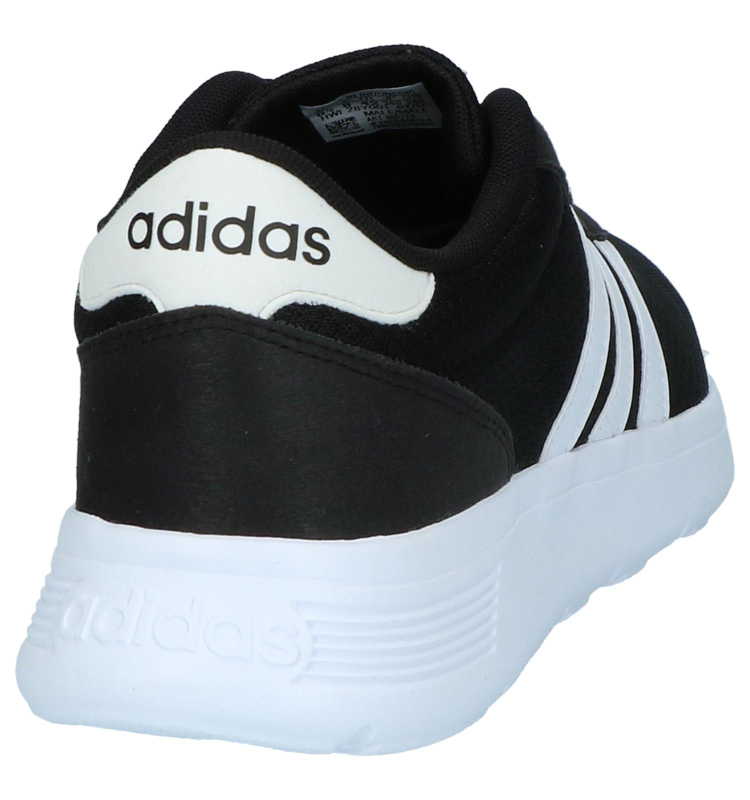 best sneakers 4d824 236a7 Lage Runner Sneakers Zwart adidas Lite Racer  TORFS.BE  Gratis verzend en  retour
