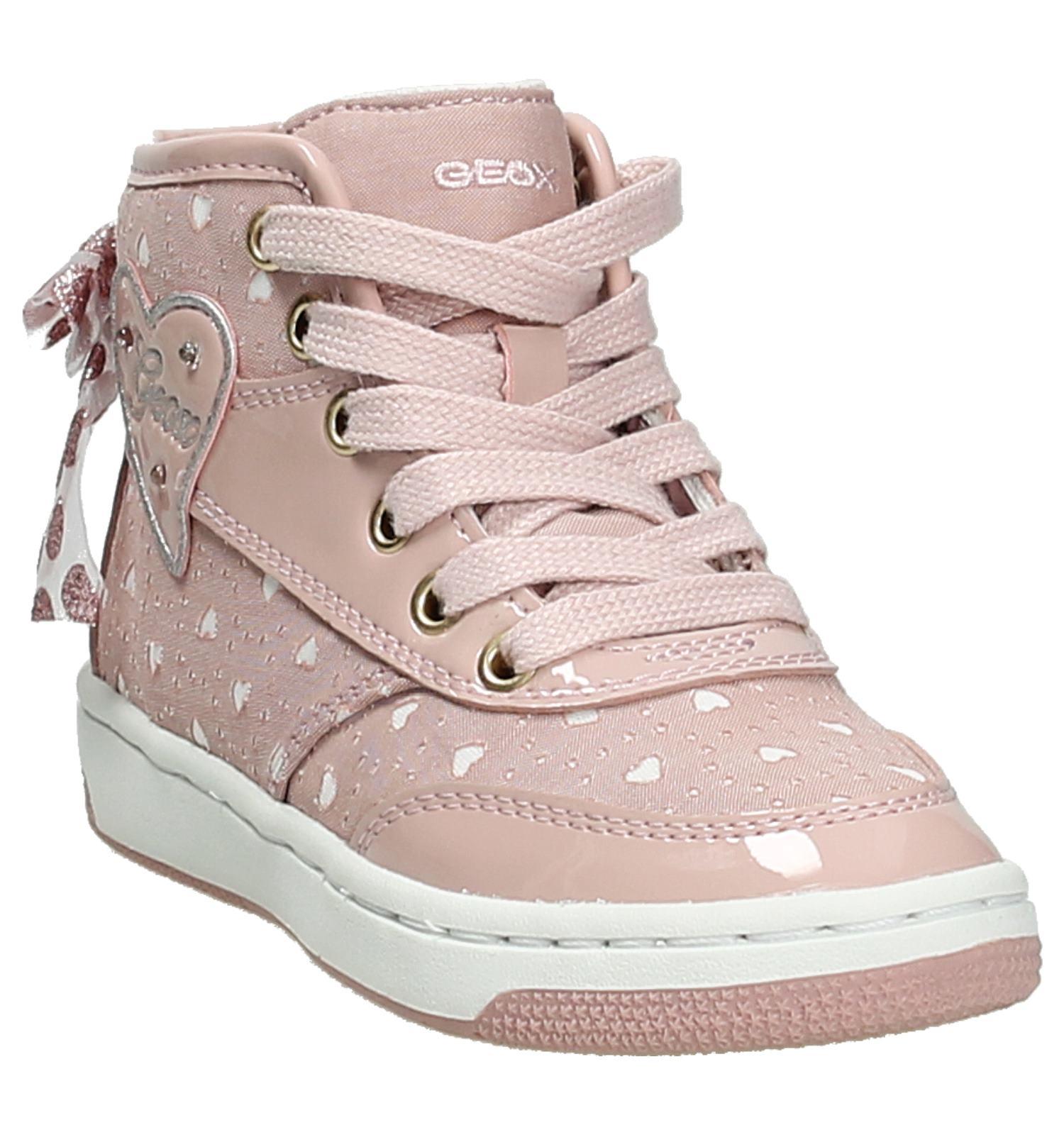 En Met Geox Gratis Roze Retour LichtjesTorfs Sneakers Verzend be strhQCd