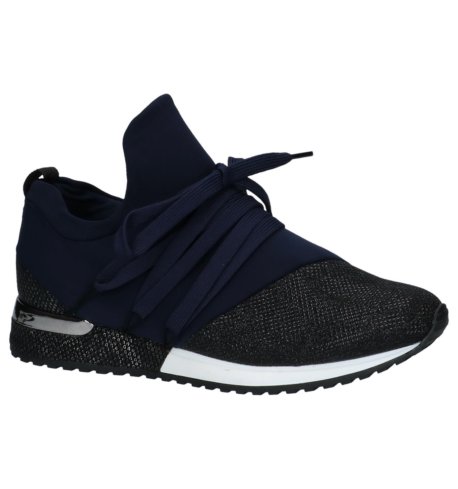 2a53a6e4feb La Strada Donkerblauwe Sneakers | TORFS.BE | Gratis verzend en retour