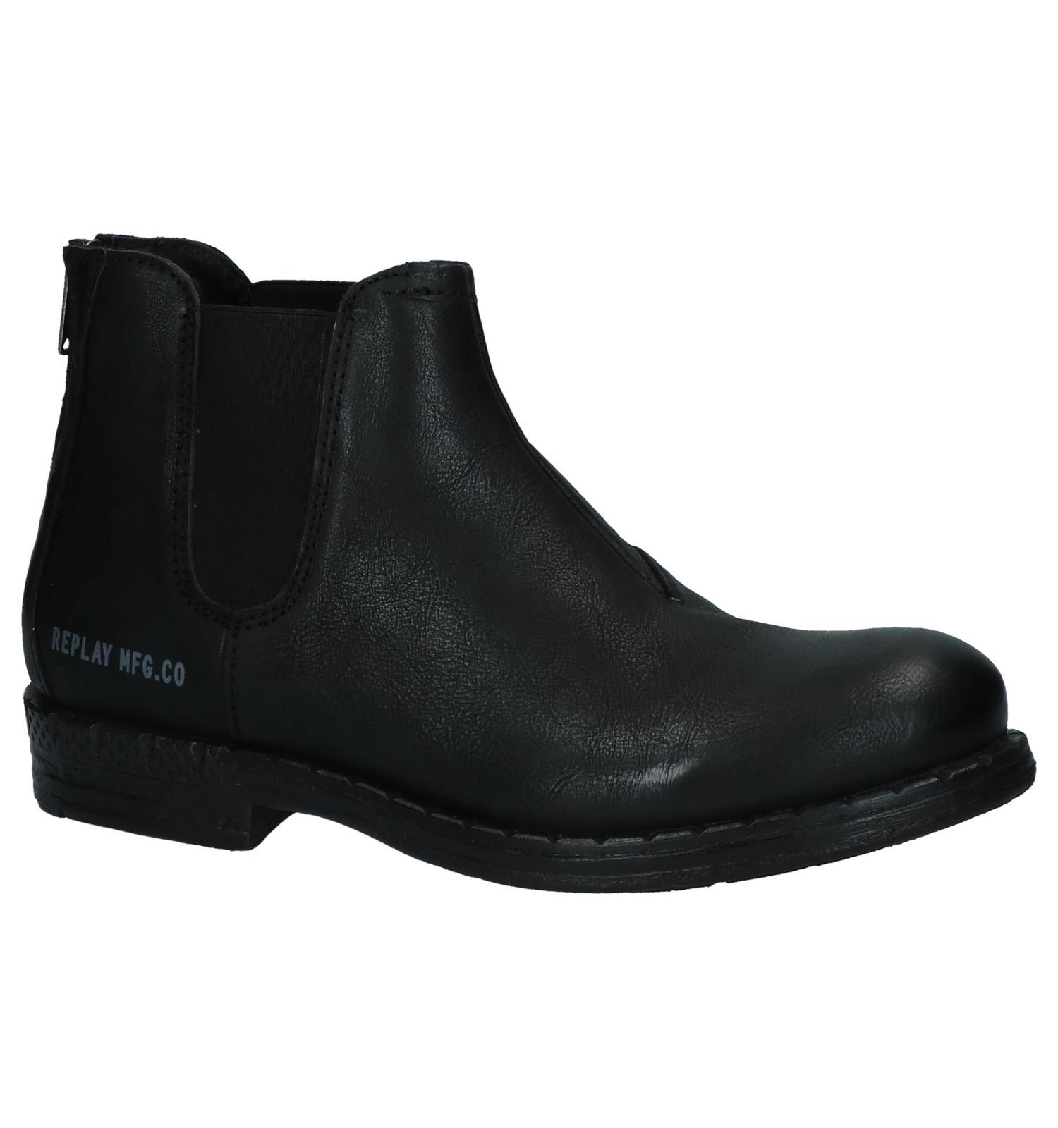 Zwarte Chelsea Durand Torfs Replay Verzend Gratis Boots En be Retour rrgBxw