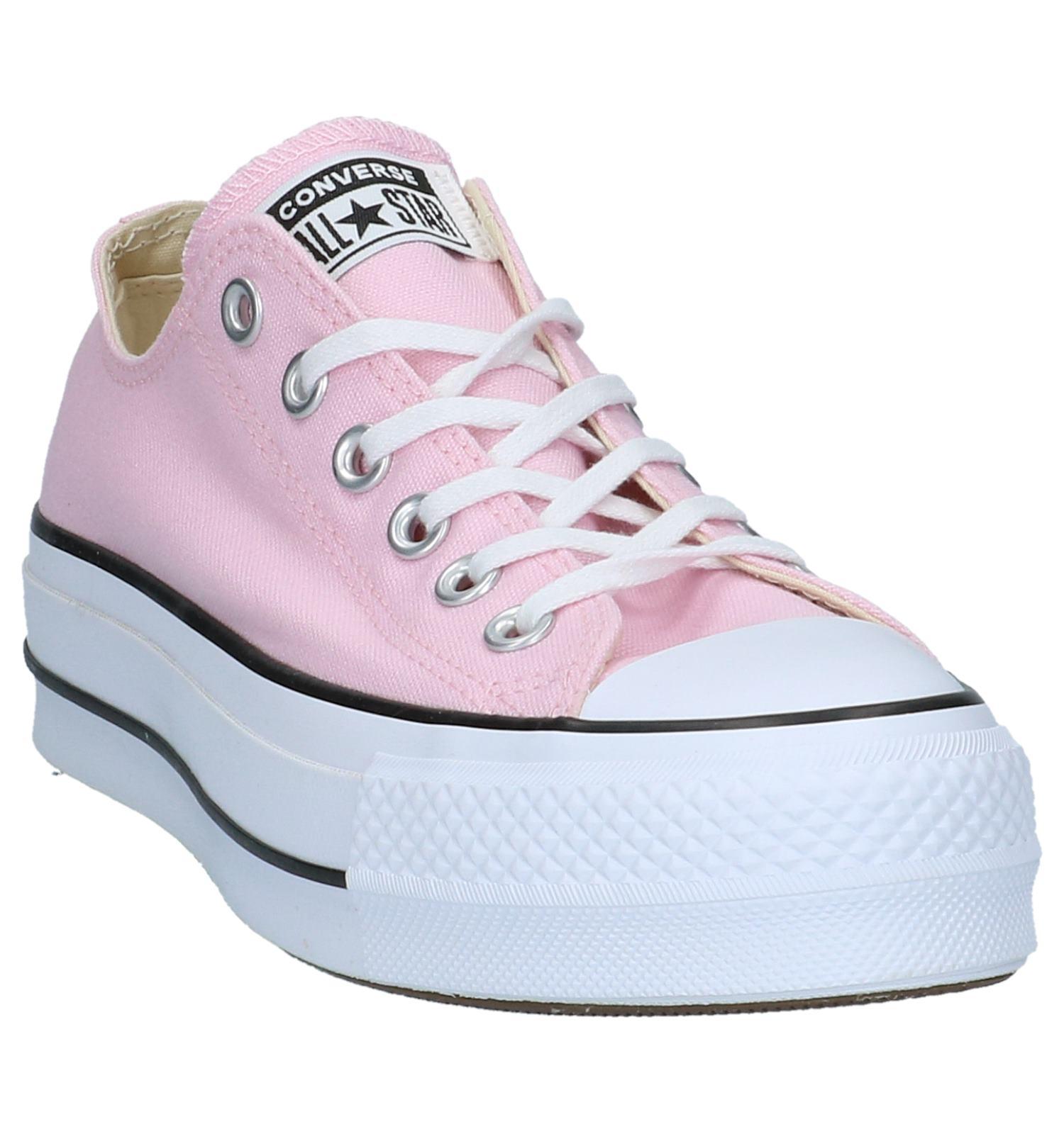 57fb002bc32 Converse Chuck Taylor All Star Lift Roze Sneakers   TORFS.BE   Gratis  verzend en retour