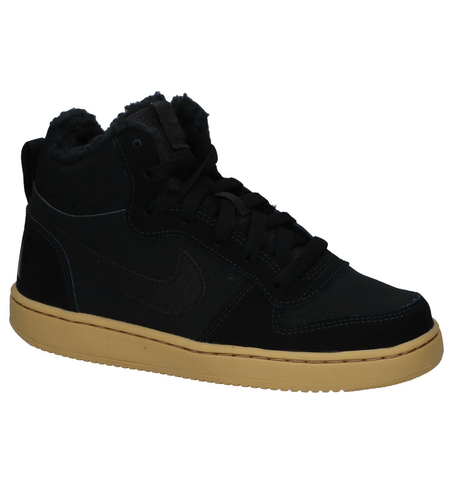 2194441535c Zwarte Hoge Sneakers Nike Court Borough Mid Winter | TORFS.BE | Gratis  verzend en retour