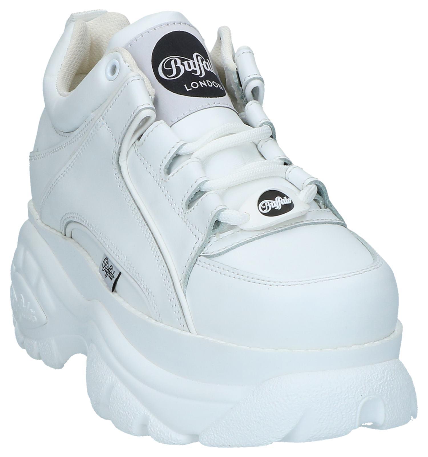 c28f2c72aac Witte Sneakers Buffalo London Classic Low | TORFS.BE | Gratis verzend en  retour