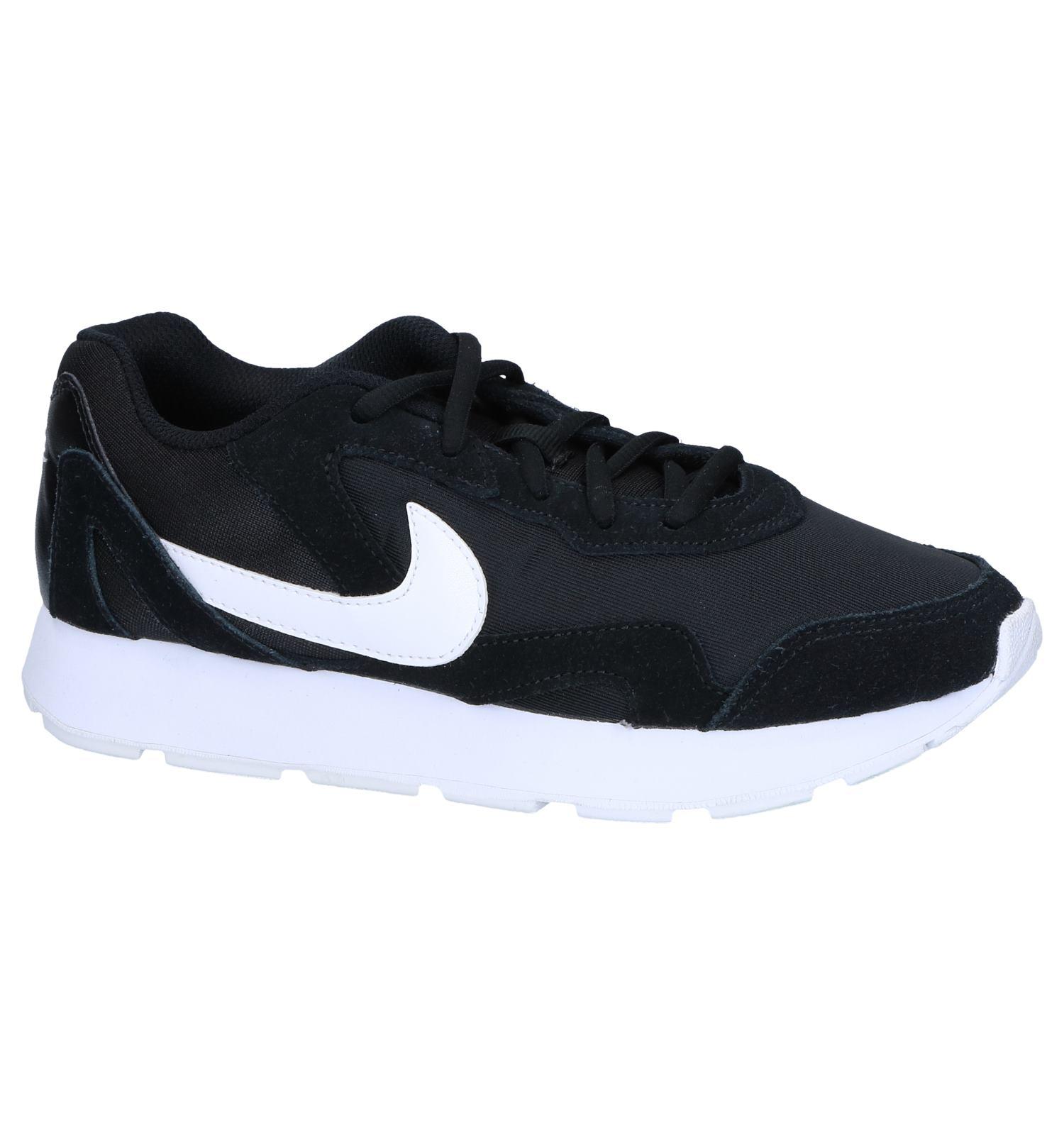 designer fashion 748f3 c2c2e Zwarte Sneakers Nike Delfine   TORFS.BE   Gratis verzend en retour