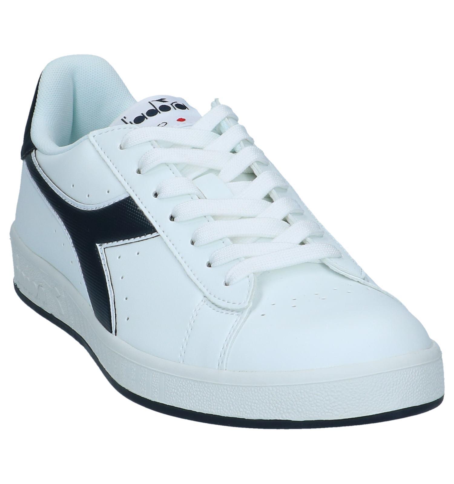 Witte Sneakers Diadora Game P | TORFS.BE | Gratis verzend en