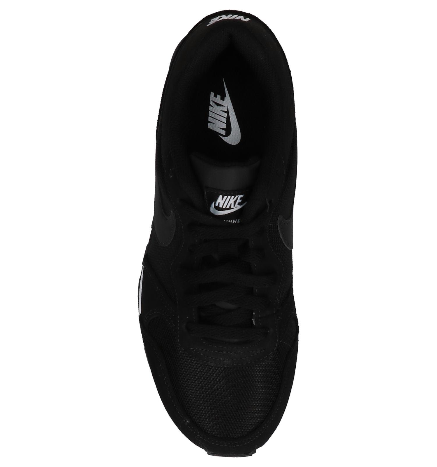 d0177e3fa6c Nike MD Runner 2 Lage Sneakers Zwart   TORFS.BE   Gratis verzend en retour