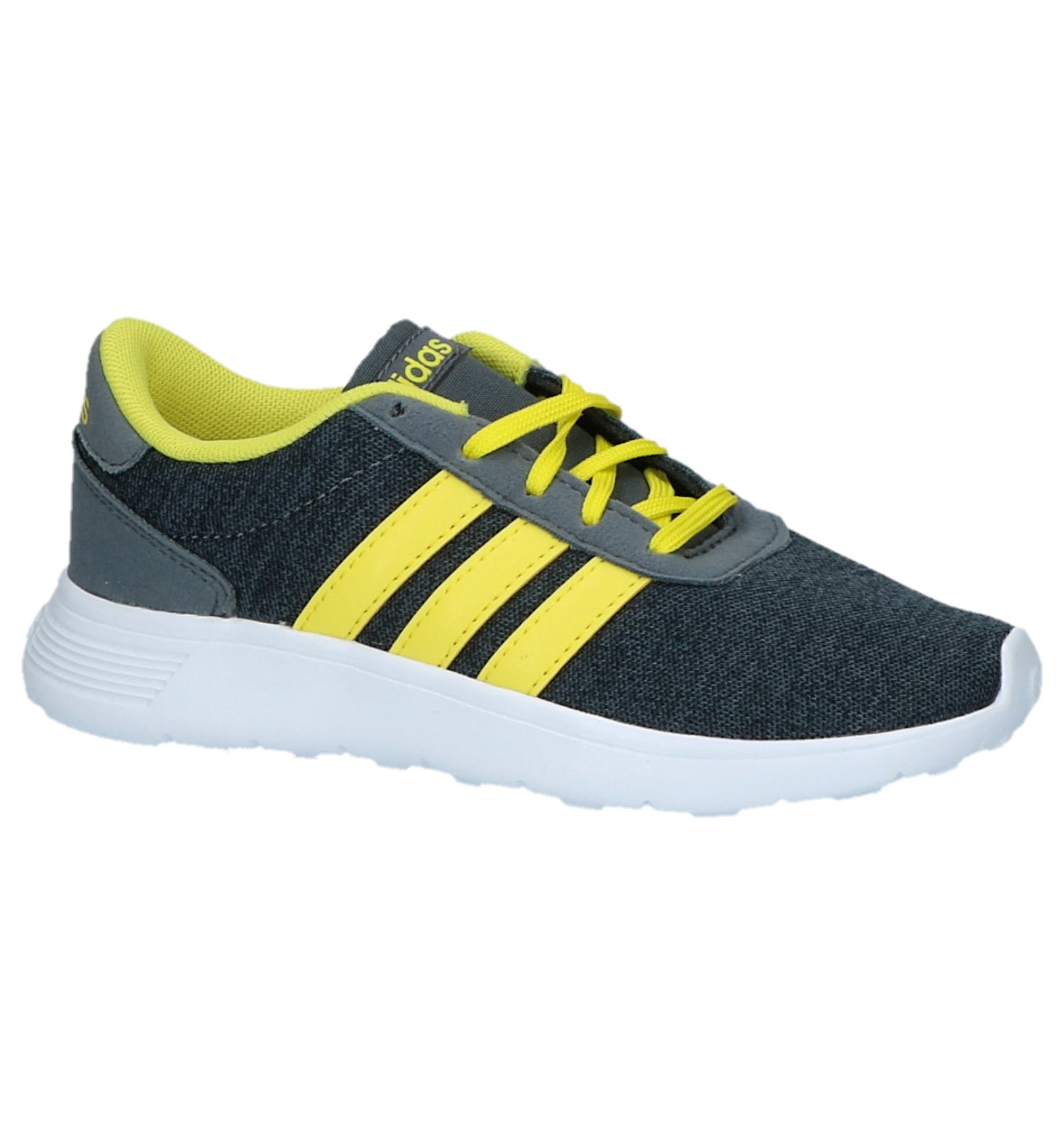 220798193bd adidas Lite Racer K Grijze Sneakers   TORFS.BE   Gratis verzend en retour