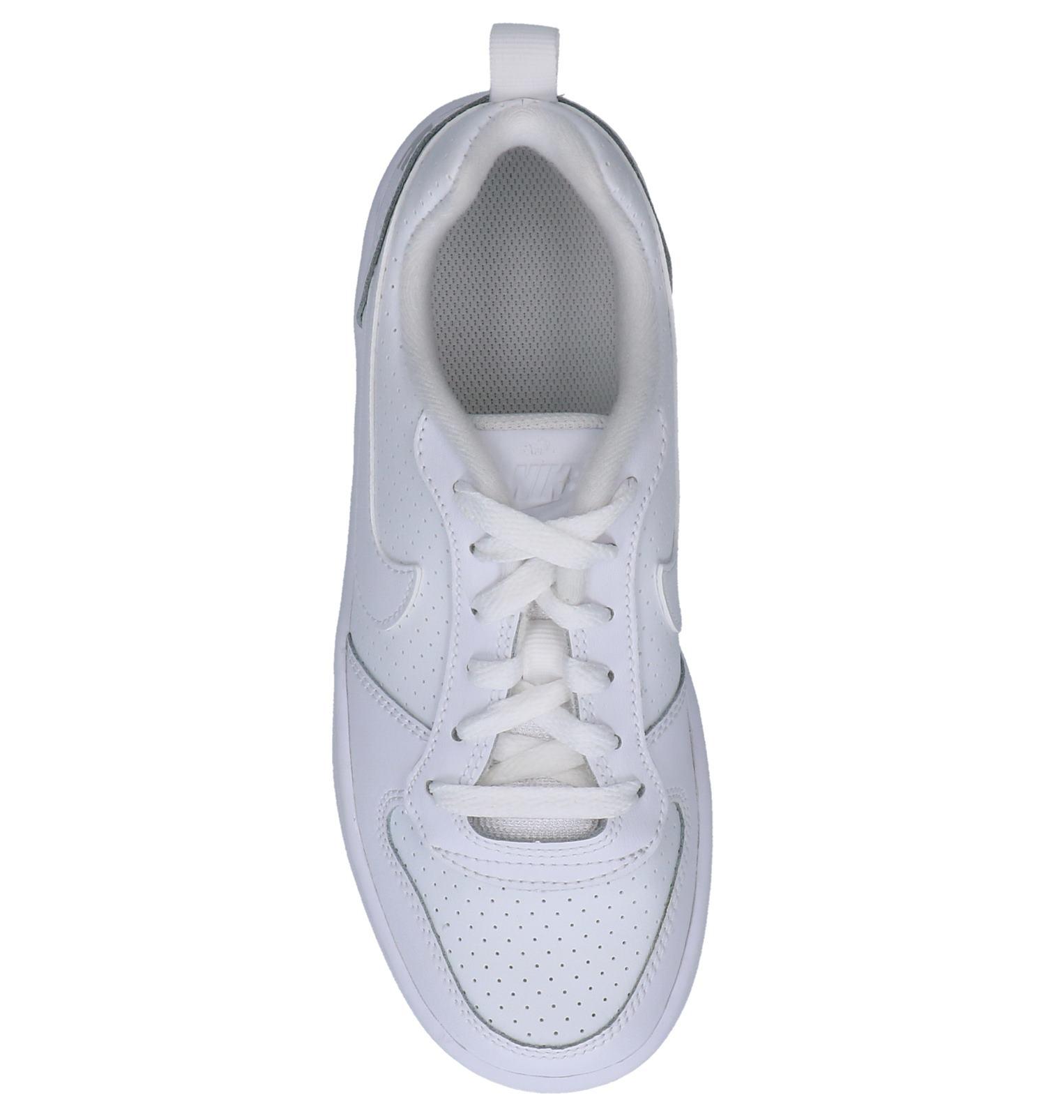 a8623ae8597 Witte Sneakers Nike Court Borough Low | TORFS.BE | Gratis verzend en retour