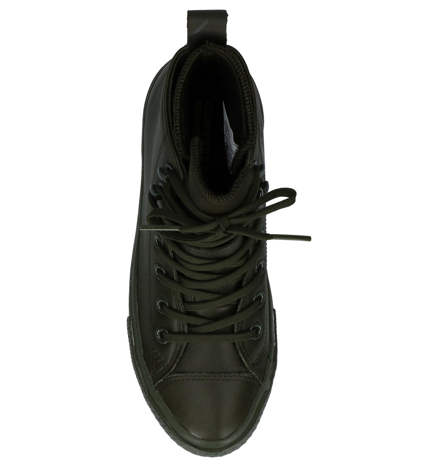 24b713dbbce Converse All Star WP Boot Olijfgroene Slip-on Sneakers   TORFS.BE   Gratis  verzend en retour