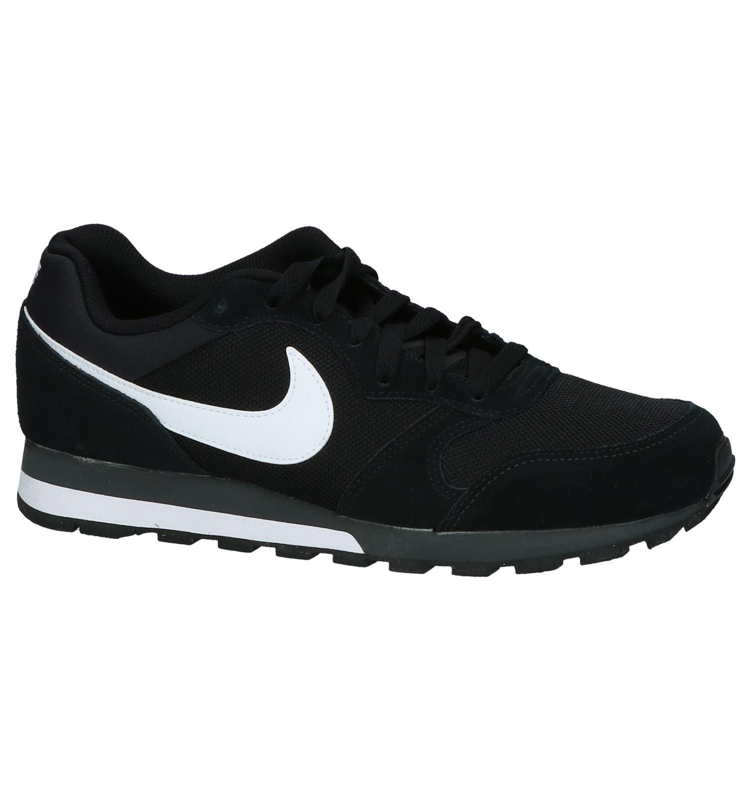 110f84ec3d3 Zwarte Lage Sneakers Nike MD Runner 2   TORFS.BE   Gratis verzend en retour