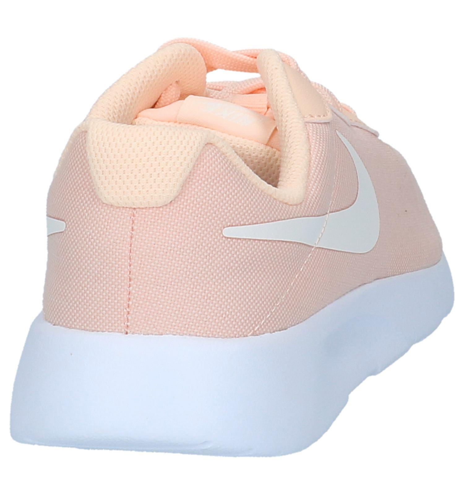 82ca85771e8 Sneakers Zalm Roze Nike Tanjun | TORFS.BE | Gratis verzend en retour